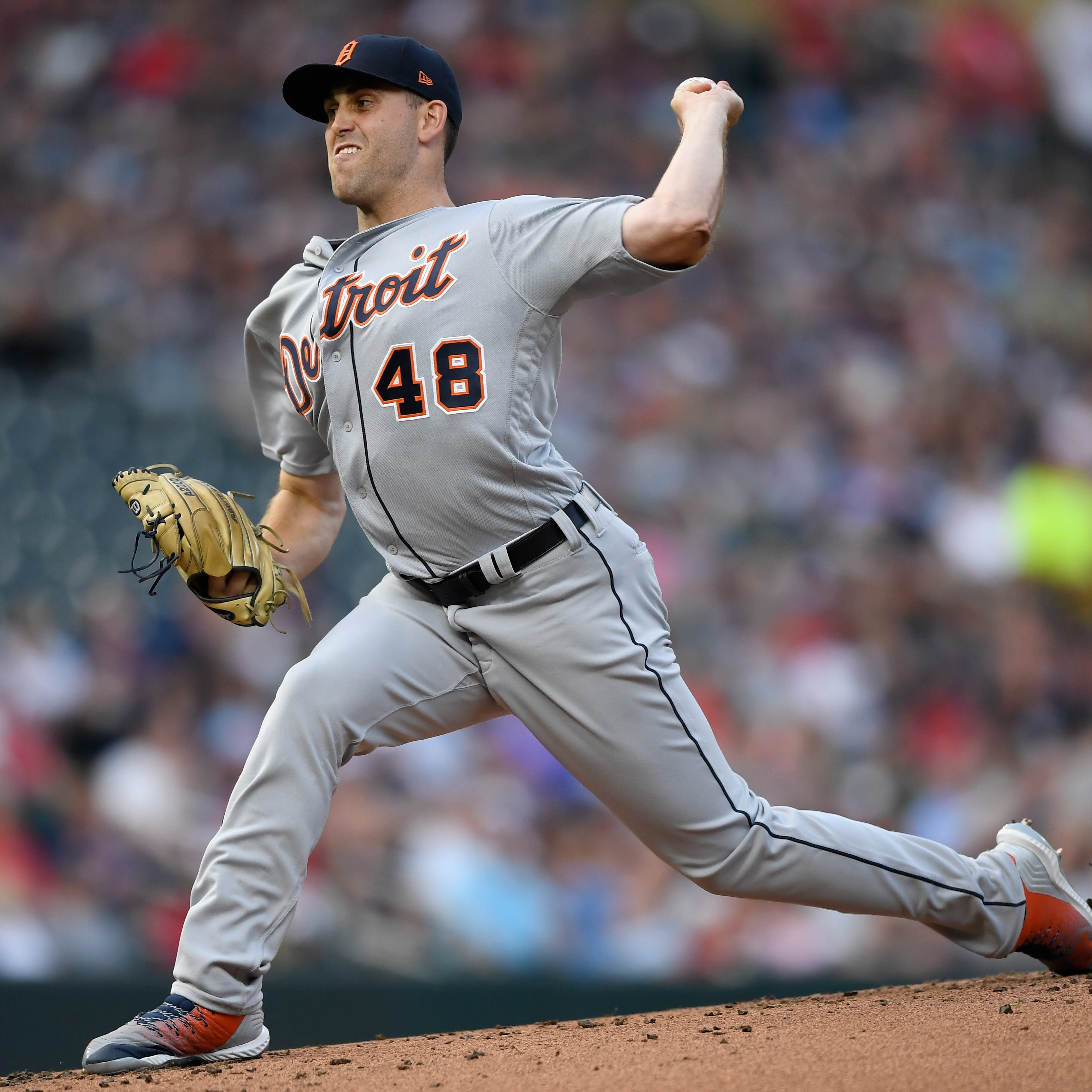Detroit Tigers lose to Minnesota Twins, 5-4