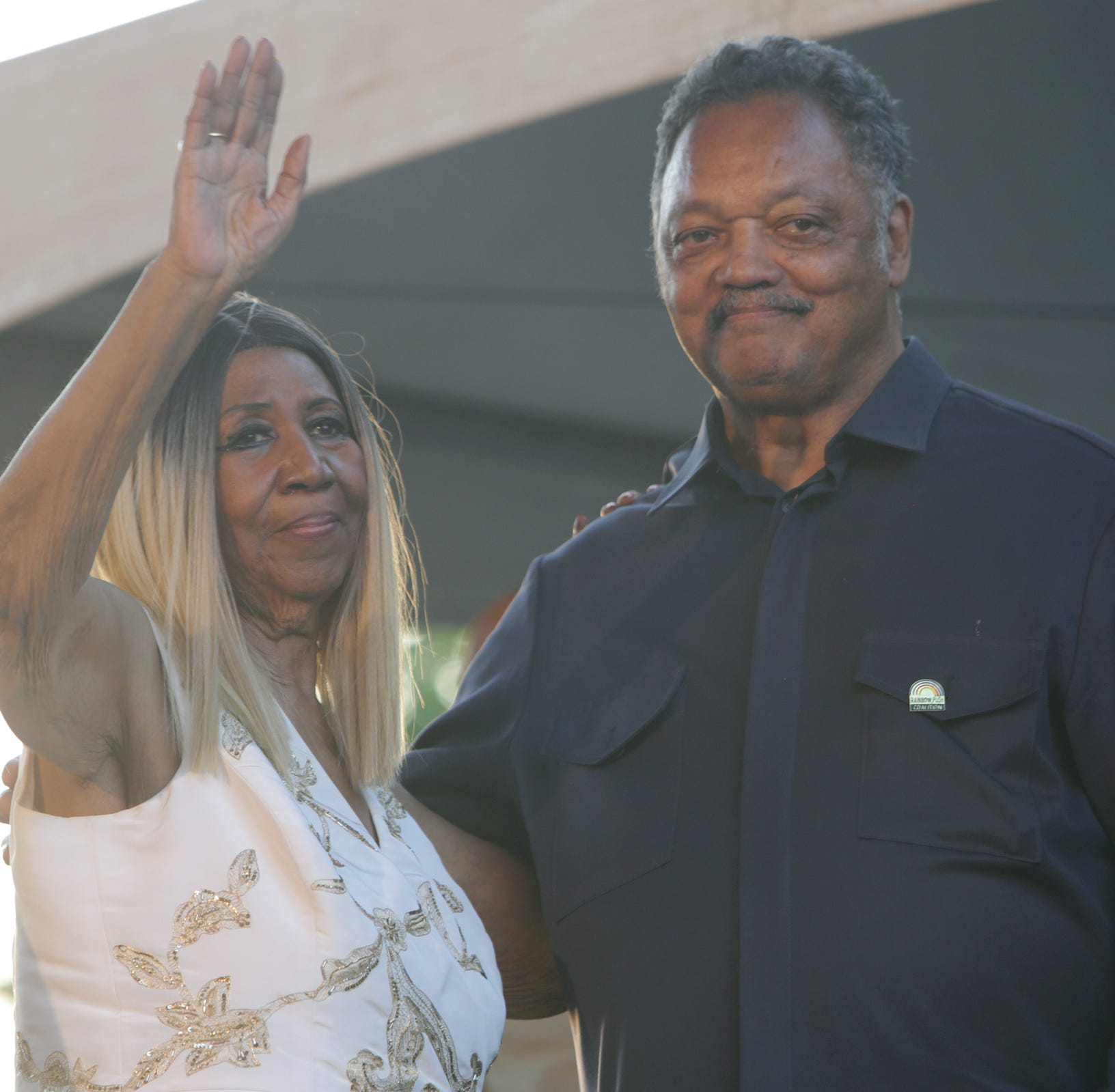 Rev. Jesse Jackson to speak at Aretha Franklin's church