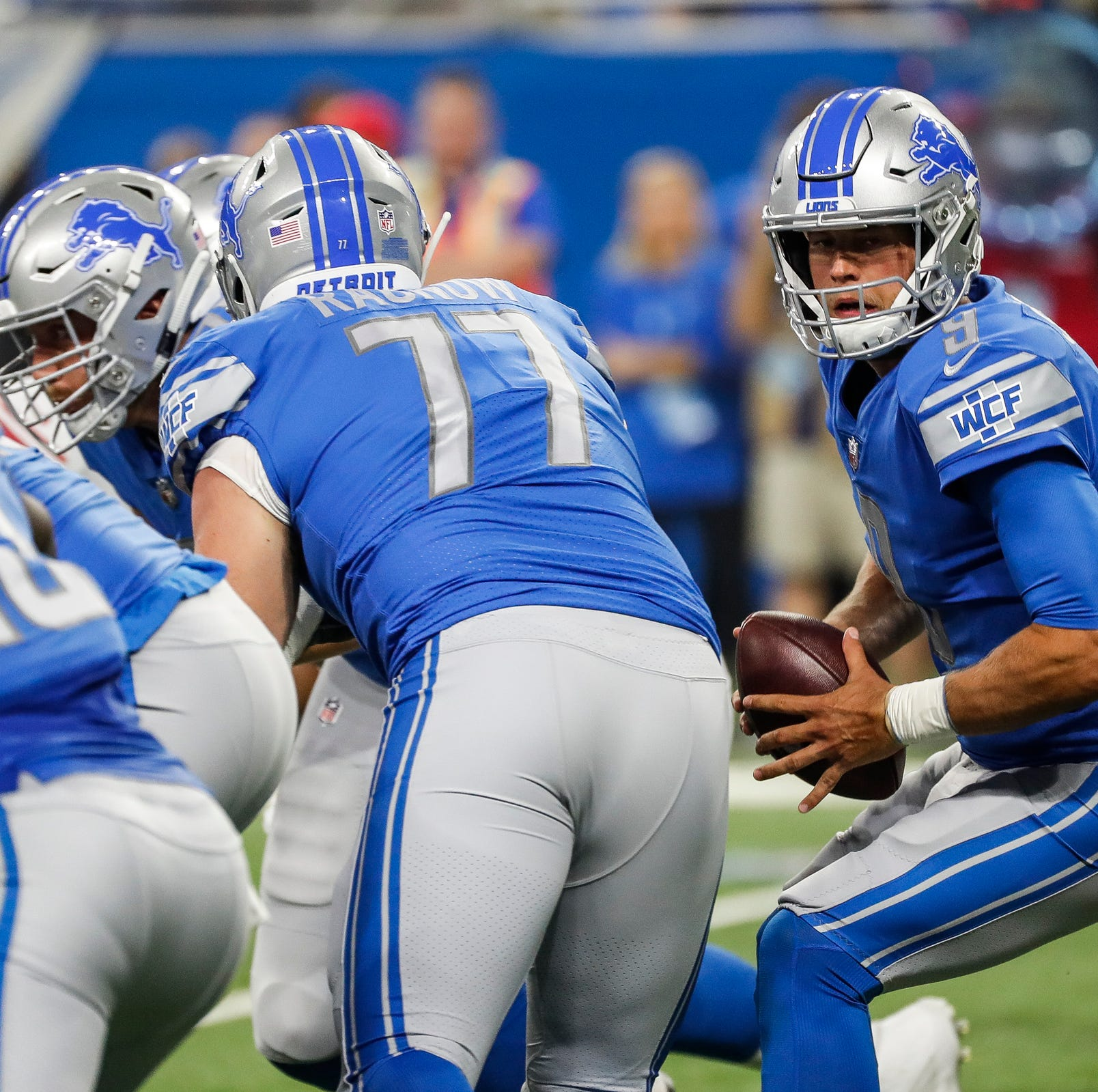 Detroit Lions look sloppy in 30-17 preseason loss to New York Giants
