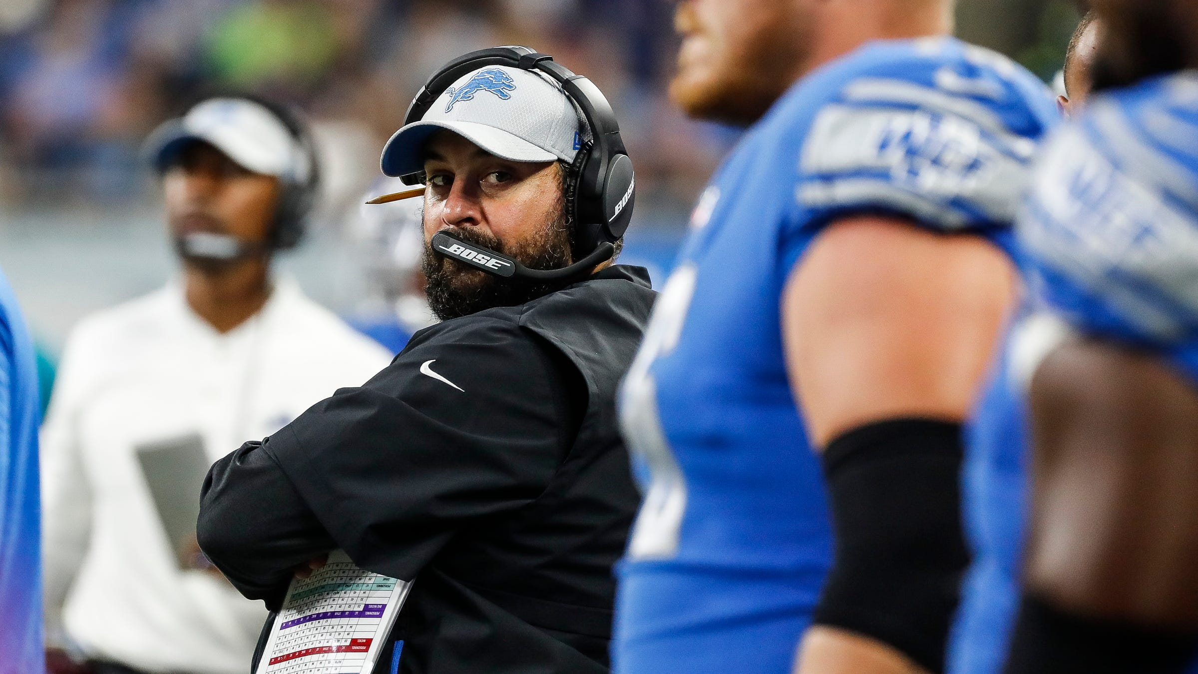 Albom: Lions mercifully abandon their Patriot Way experiment