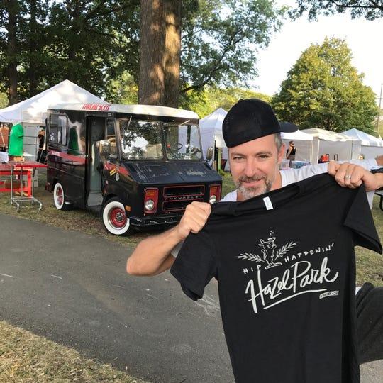 The Hazel Park Art Fair is marking its seventh year.