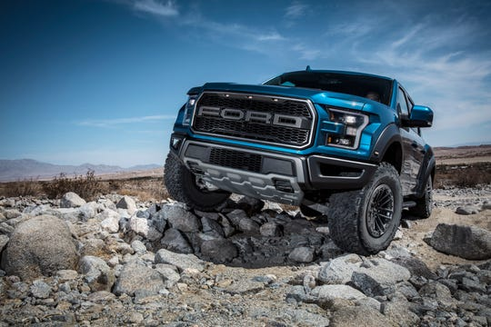 Ford's F-150 Raptor off-road race truck has become a performance icon for the company.