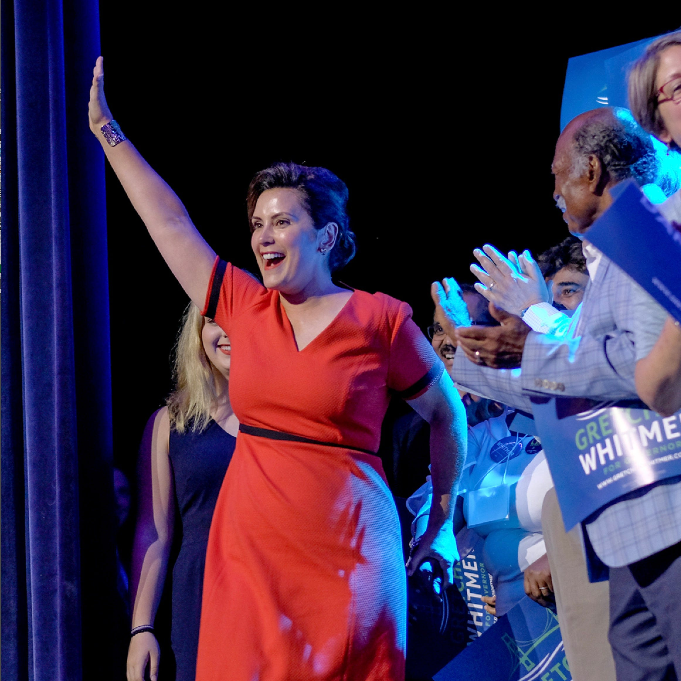 Gretchen Whitmer must ignore Democratic Party, make her own decisions
