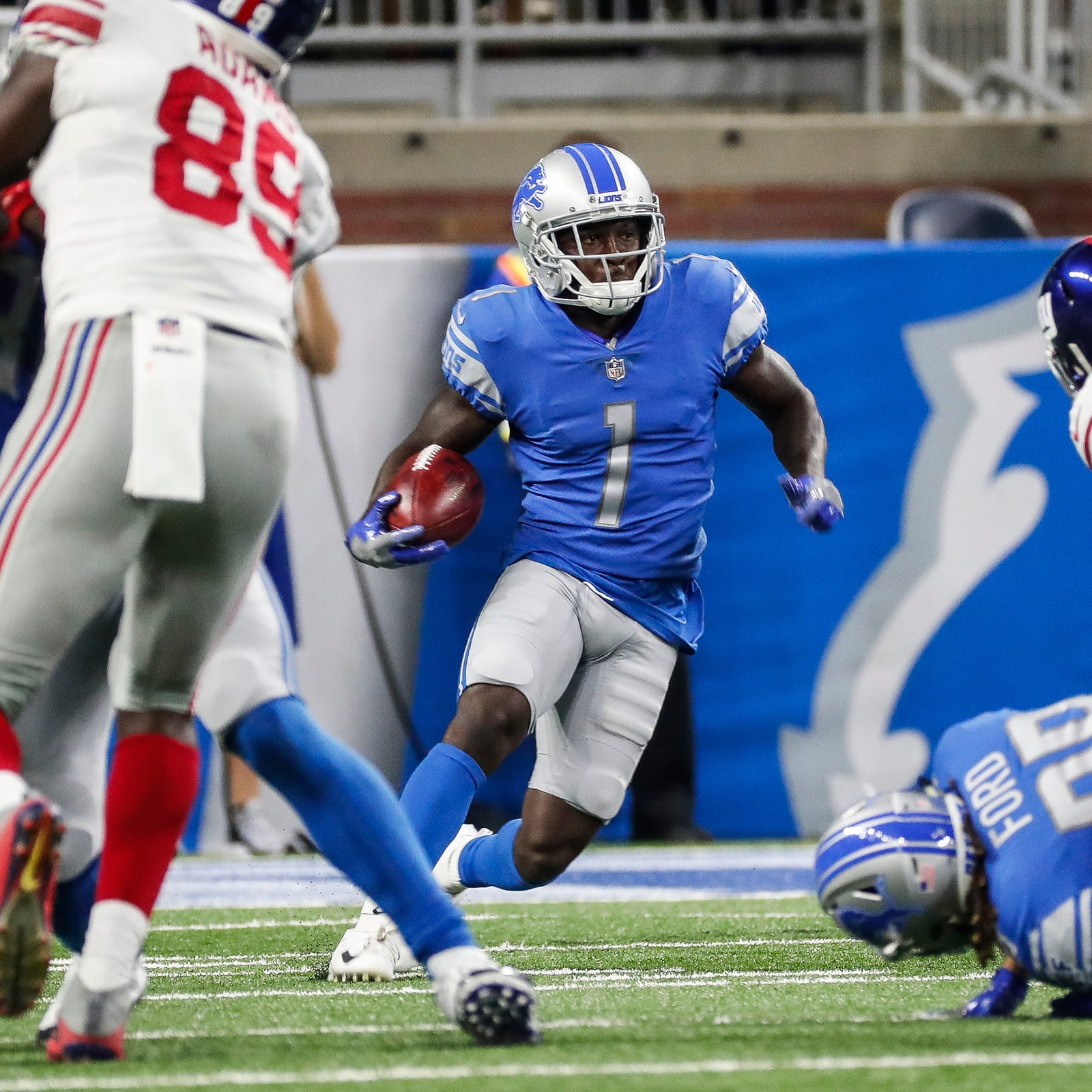 How do Detroit Lions replace Jamal Agnew? Start with Brandon Powell