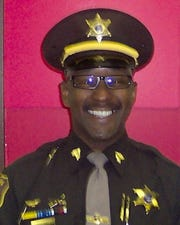 Wayne County Sheriff's Sgt. Lee Smith, 55, was killed in a hit-and-run incident Tuesday.