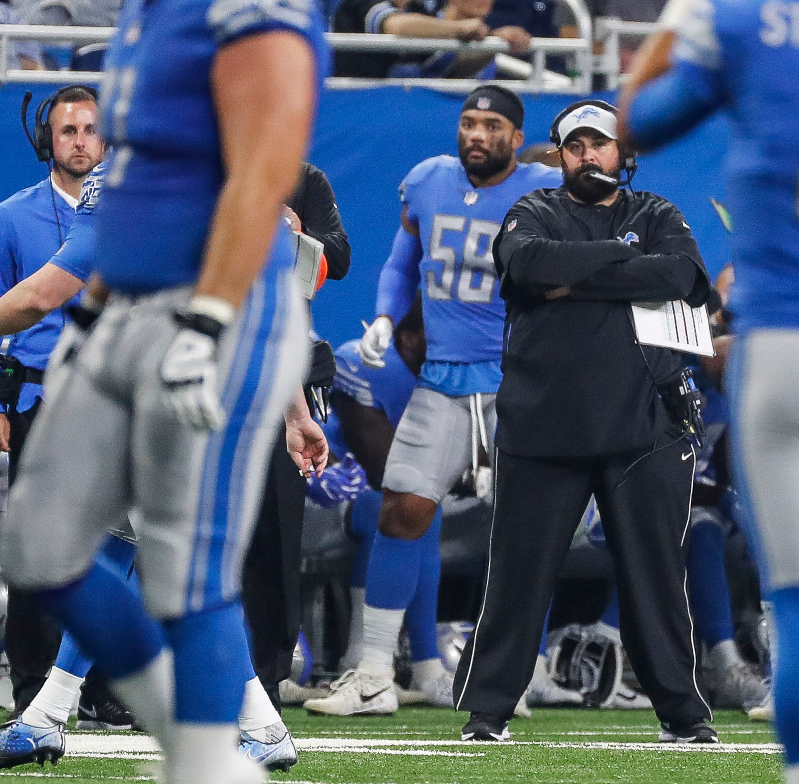 Detroit Lions things to watch: Too much practice? Where's the offense?