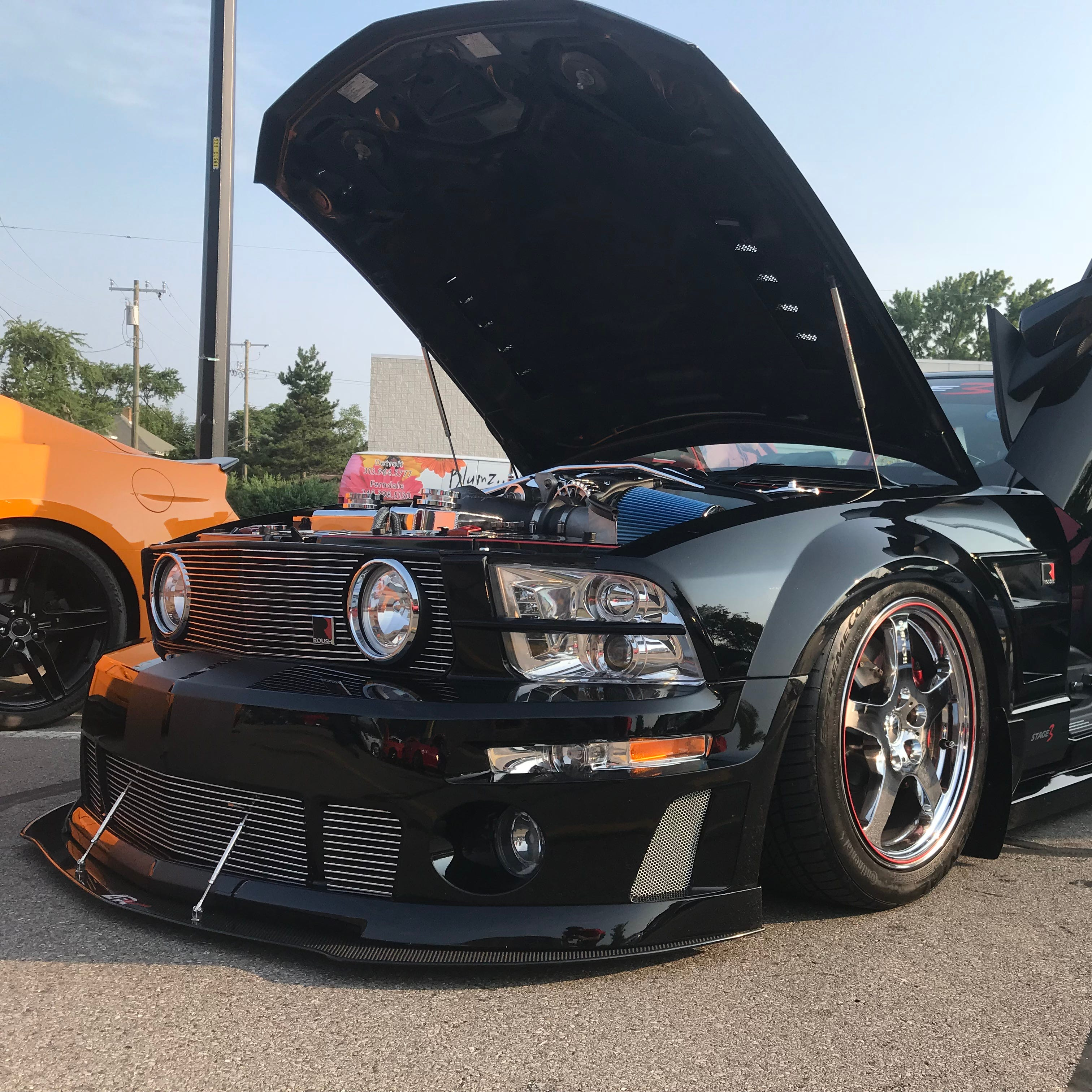 Coolest cars of the Woodward Dream Cruise