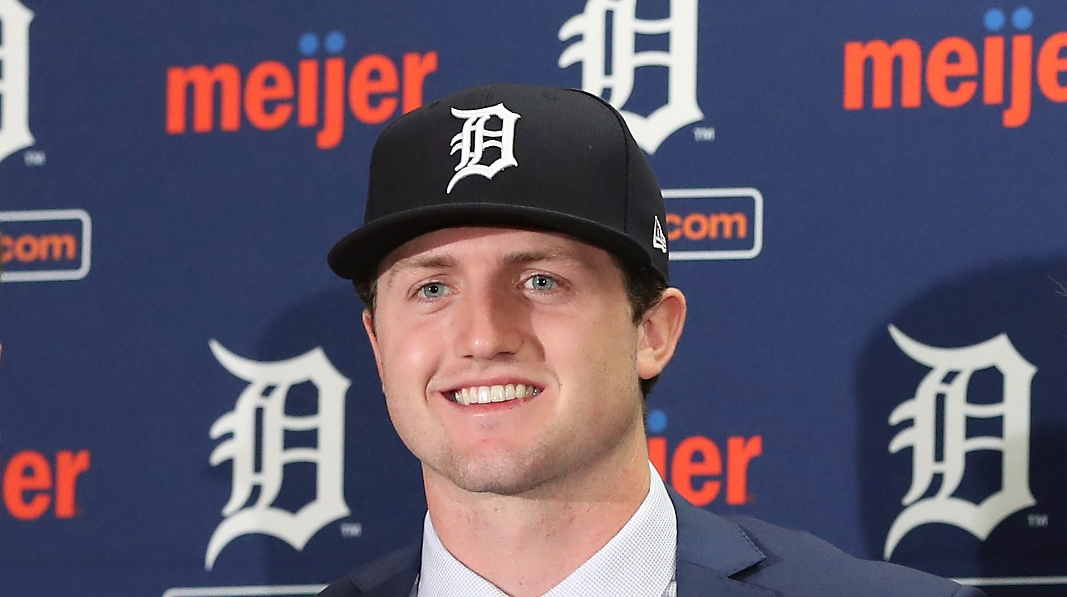 Tigers shutting down Casey Mize after reaching innings limit