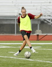 Luke Baldwin is among the key players back for the Elmira boys soccer team.