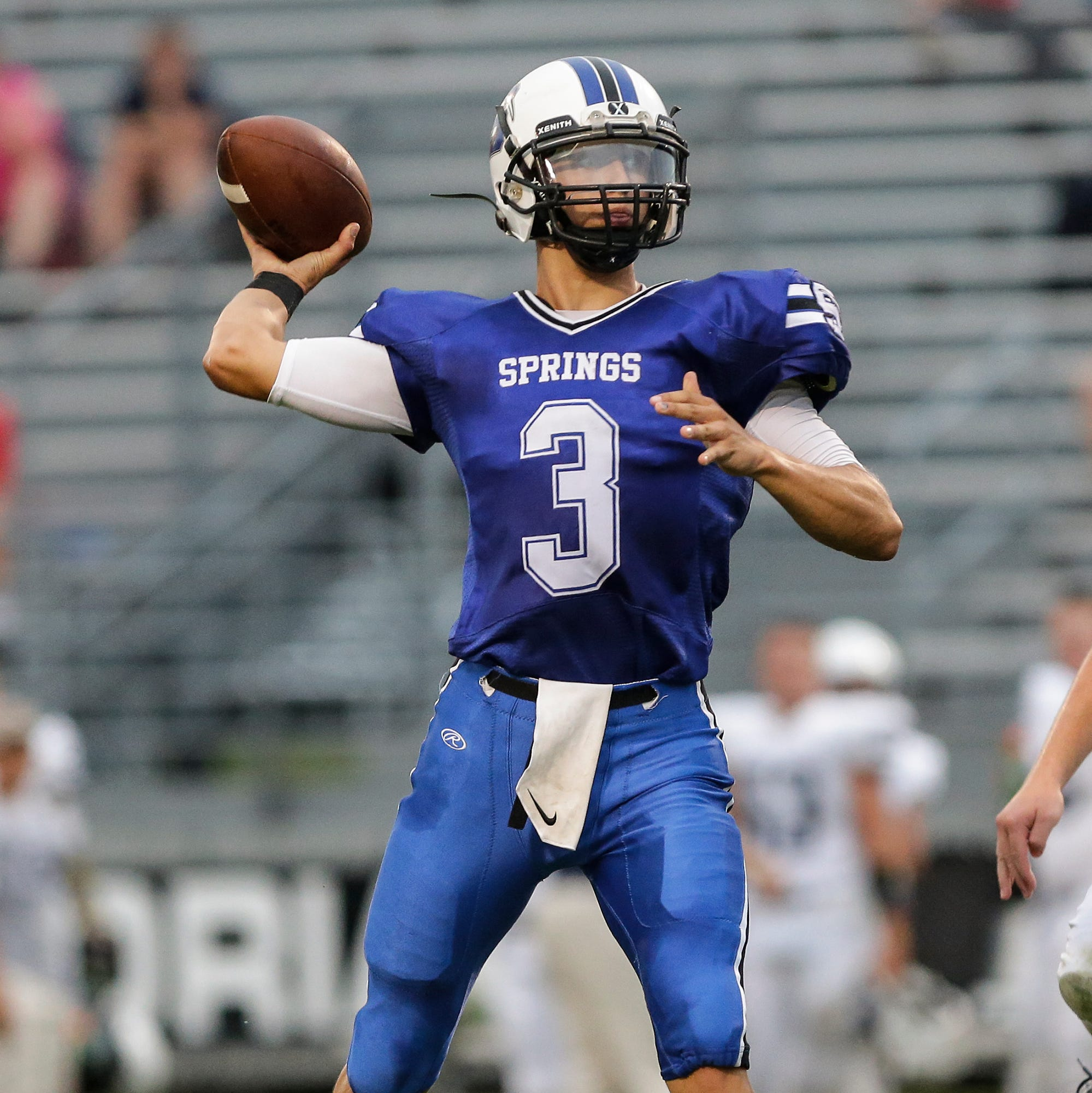 Top performers: Waechter has big night on offense, defense to lead Springs
