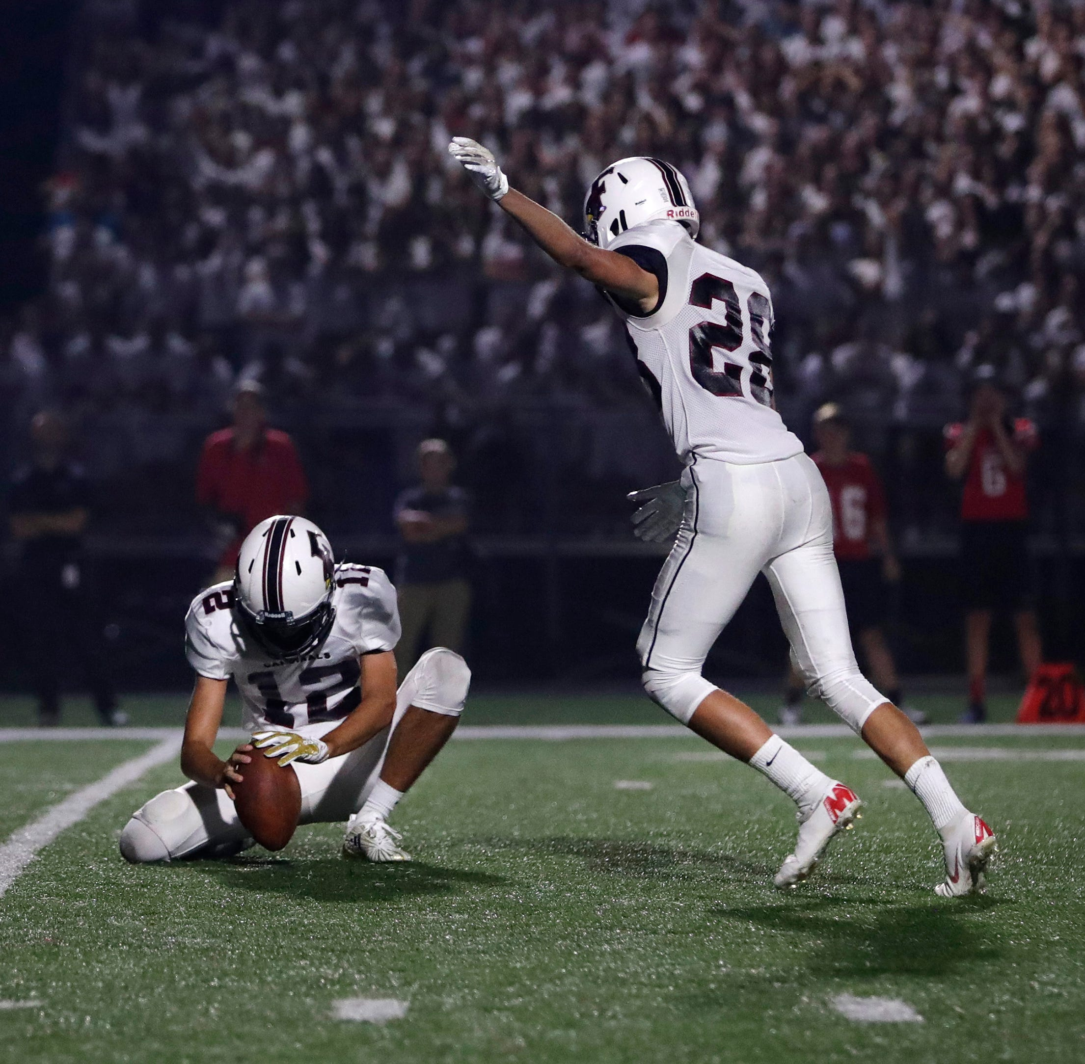 Top performers: Scheberl's game-winning kick for Fond du Lac lands him atop list