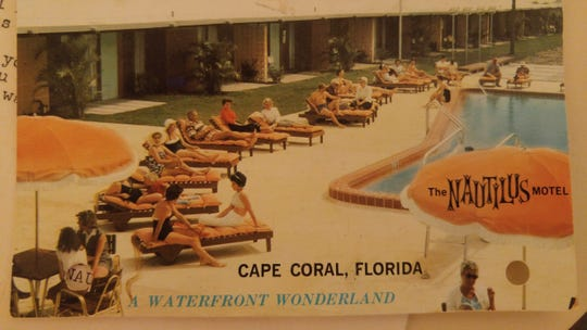 The Nautilus was Cape Coral's first motel.