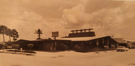 The Surfside was Cape Coral's first restaurant.