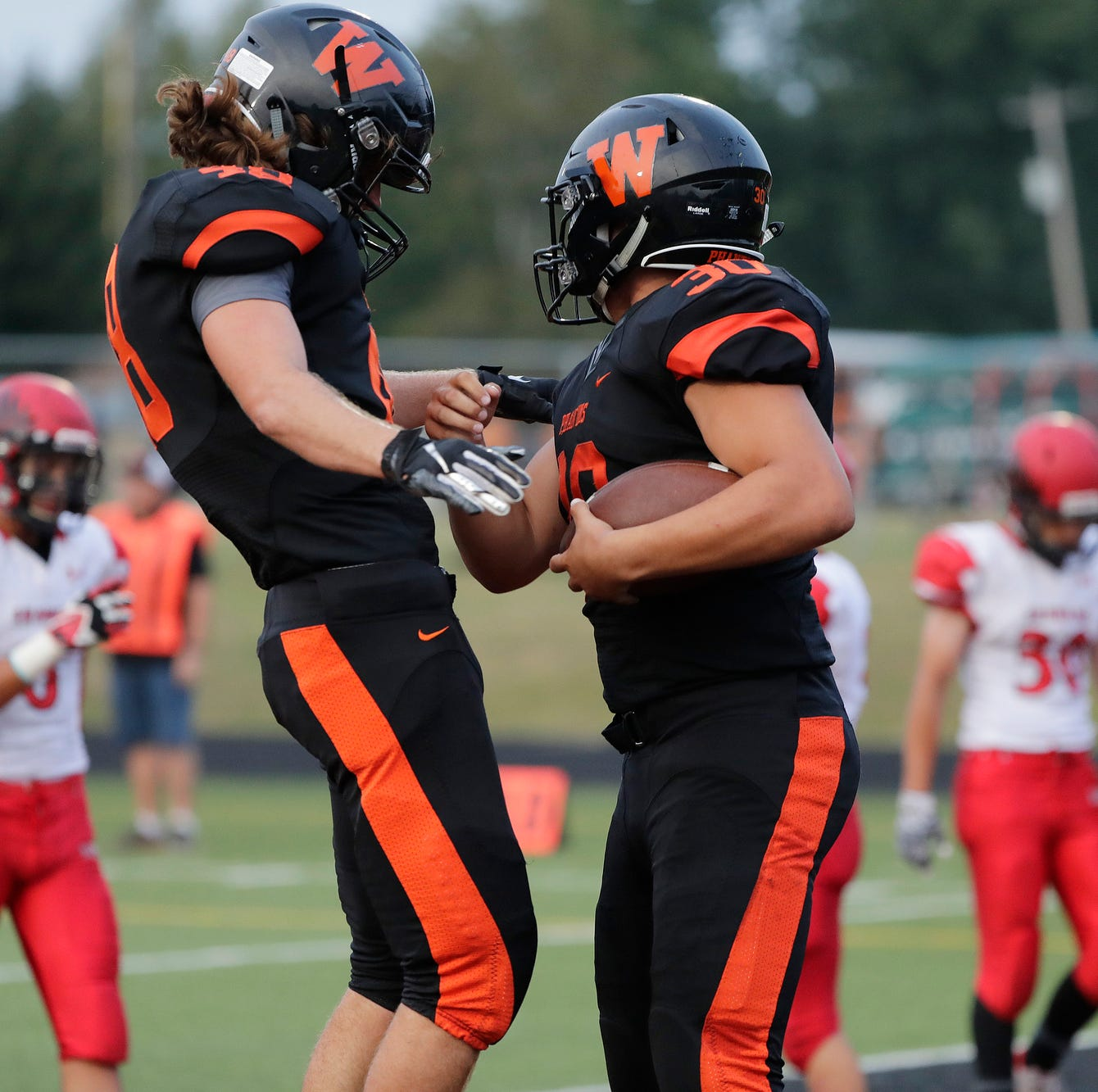 High school football: West De Pere's dominance over Shawano continues