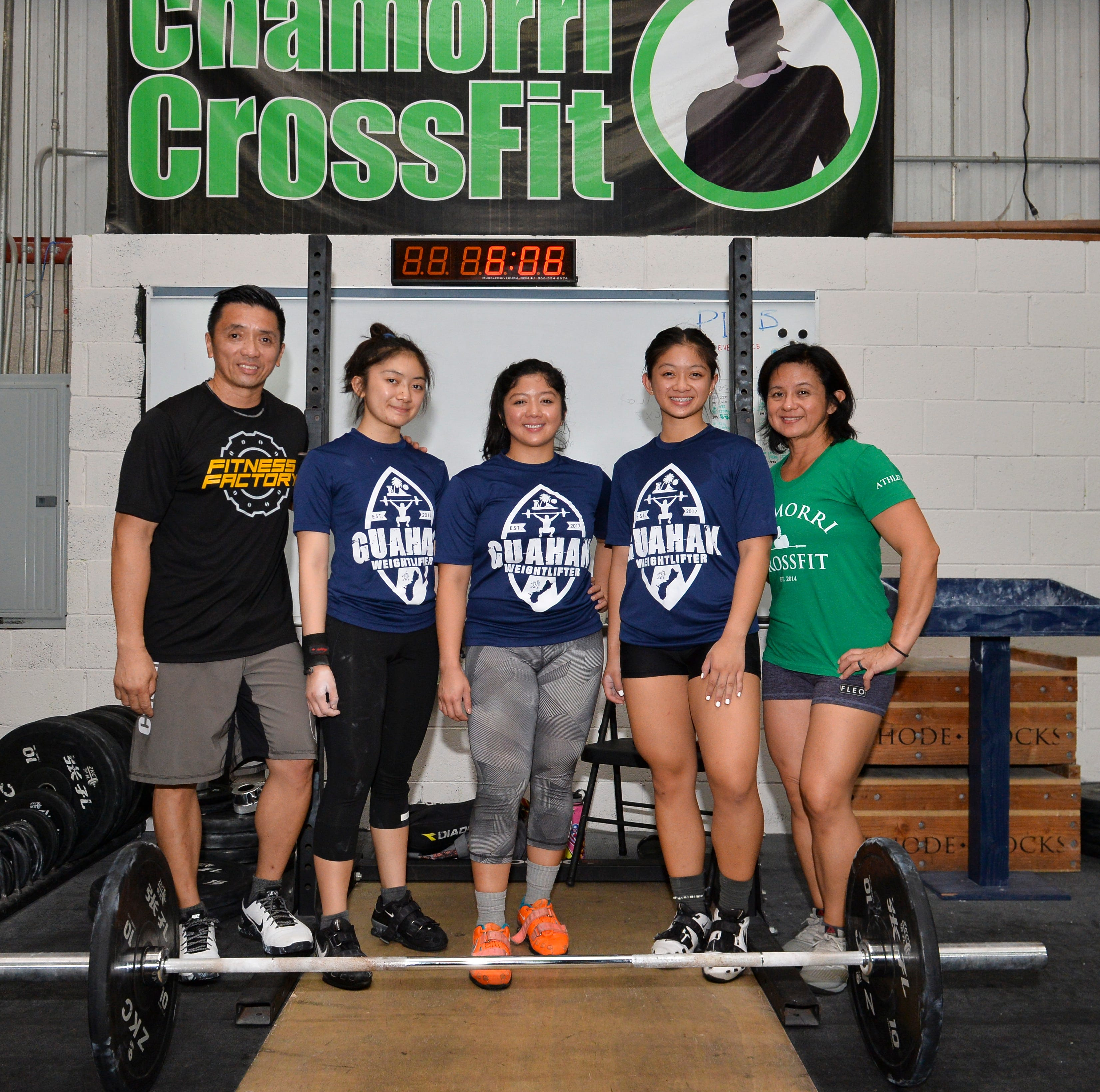The Score: Daya-namic sisters excel at weightlifting