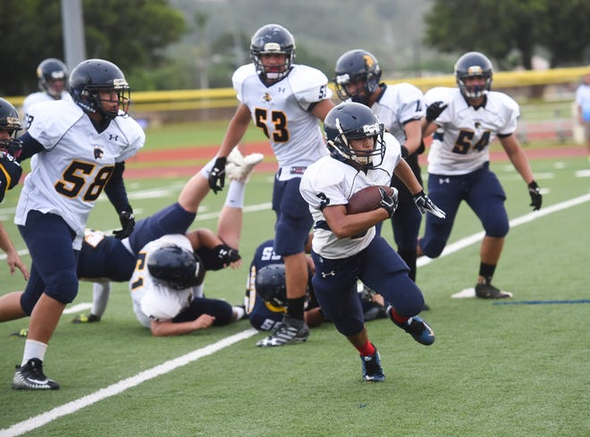 The Guam High Panthers will face off with the three-time defending champion Father Duenas Friars Aug. 31 at Guam High in the PDN's Game of the Week.