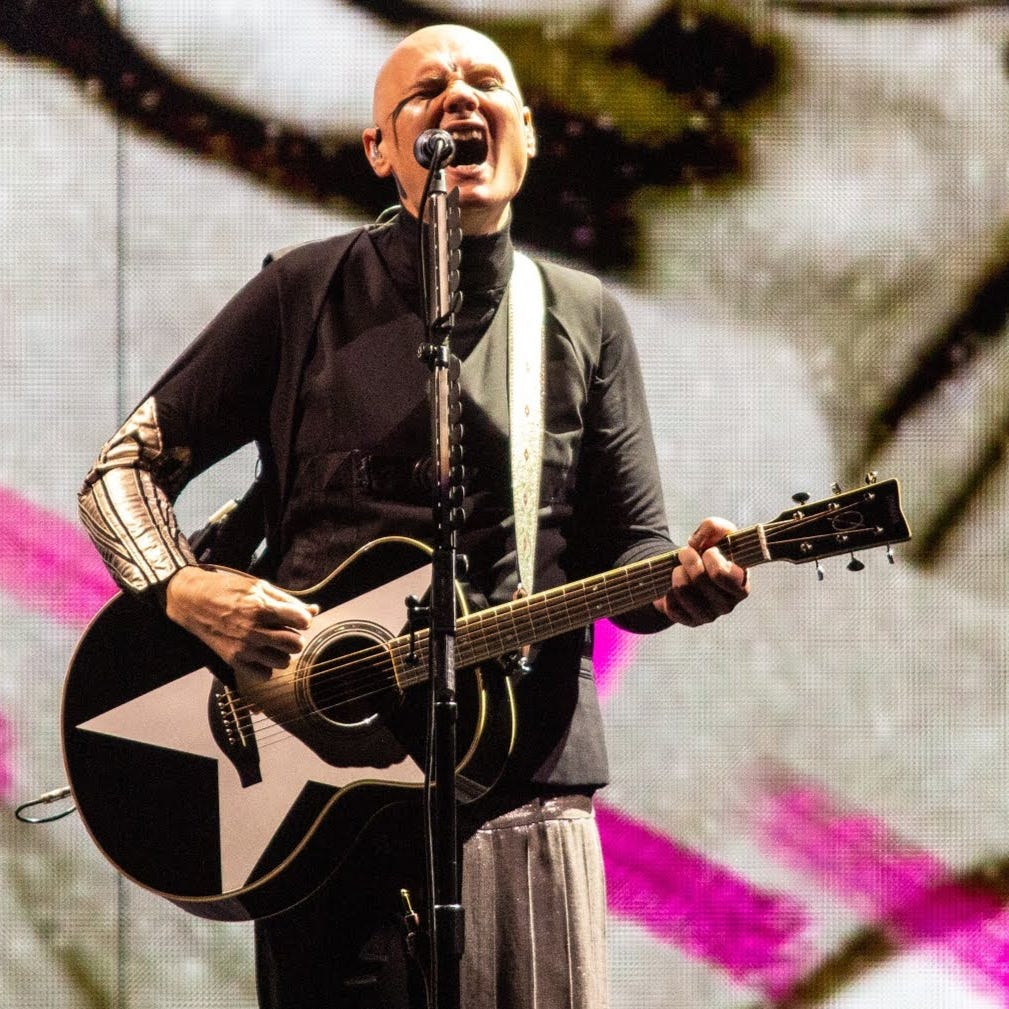3 ways Smashing Pumpkins erased time in Indianapolis