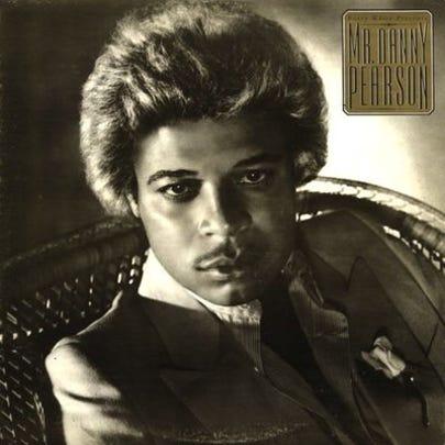 """The cover of Danny Pearson's 1978 album """"Barry White Presents Mr. Danny Pearson""""."""