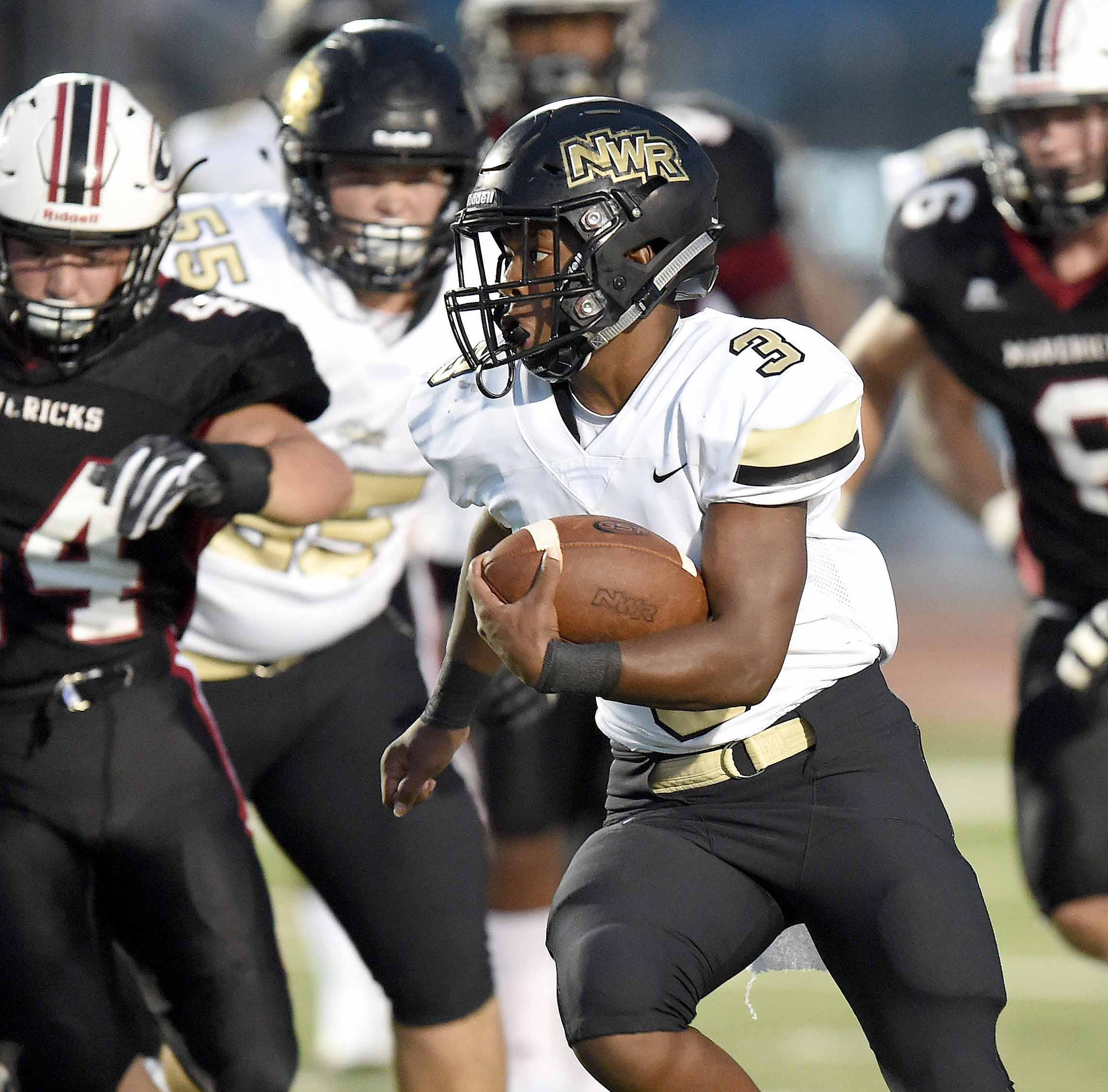 No. 5 Northwest Rankin races past Germantown in season opener