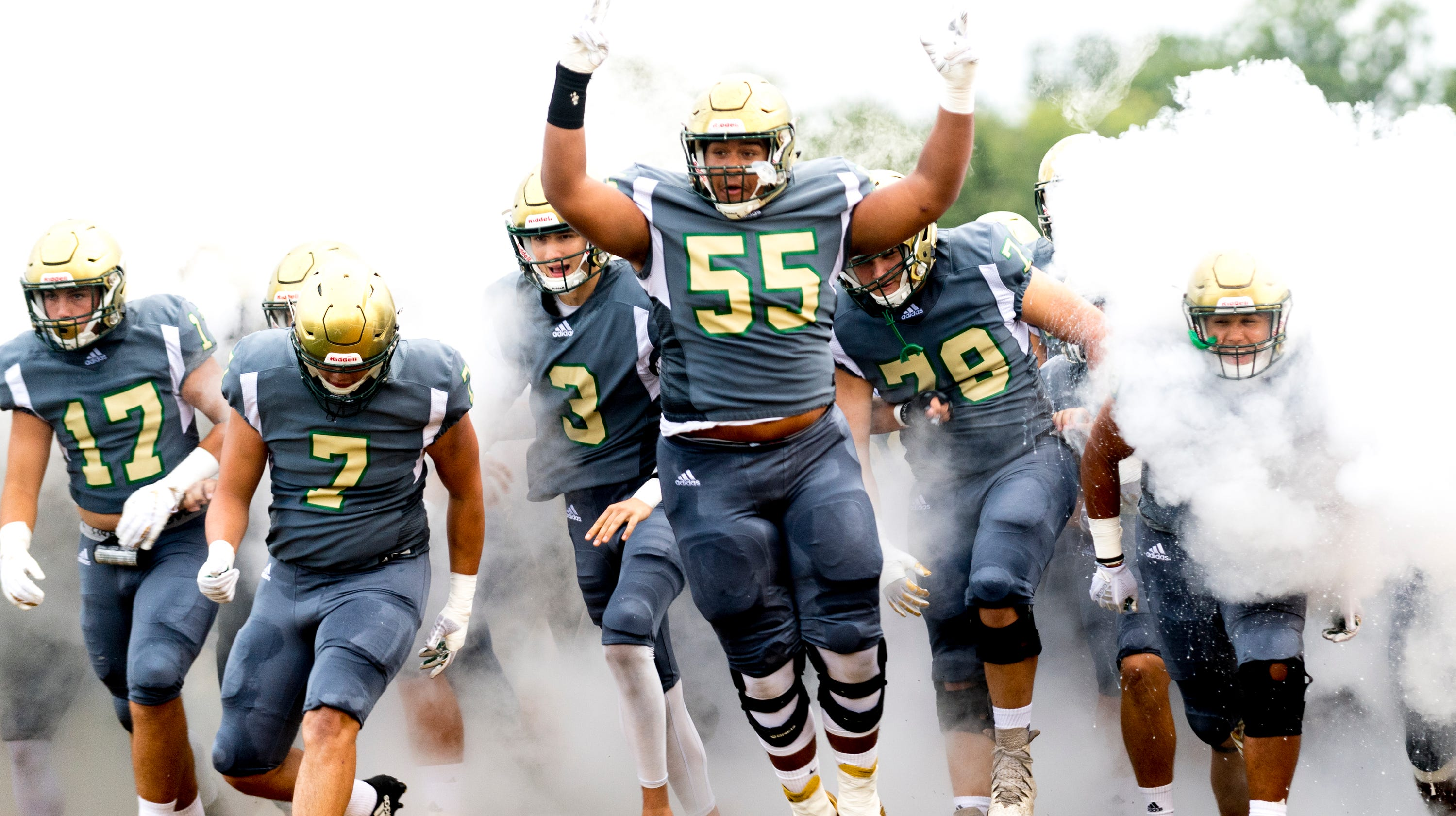 Top Linebacker Recruits 2020.High School Sports Top 10 Knoxville Area Prospects From The Class