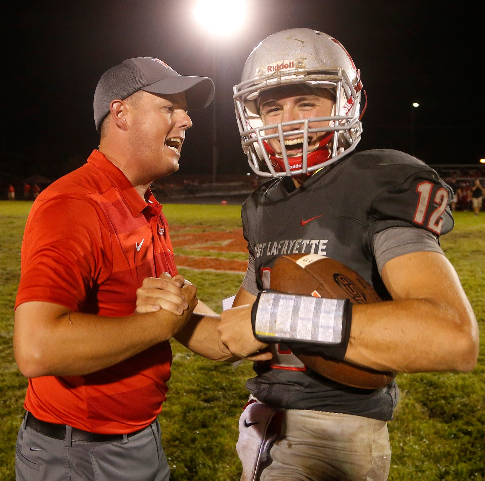 West Lafayette football rallies to beat Lafayette Jeff after 65-year hiatus