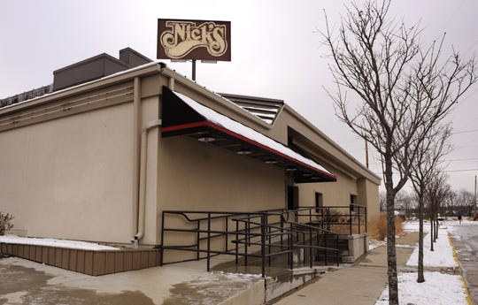 Nick's Night Club in West Lafayette closed earlier this decade.