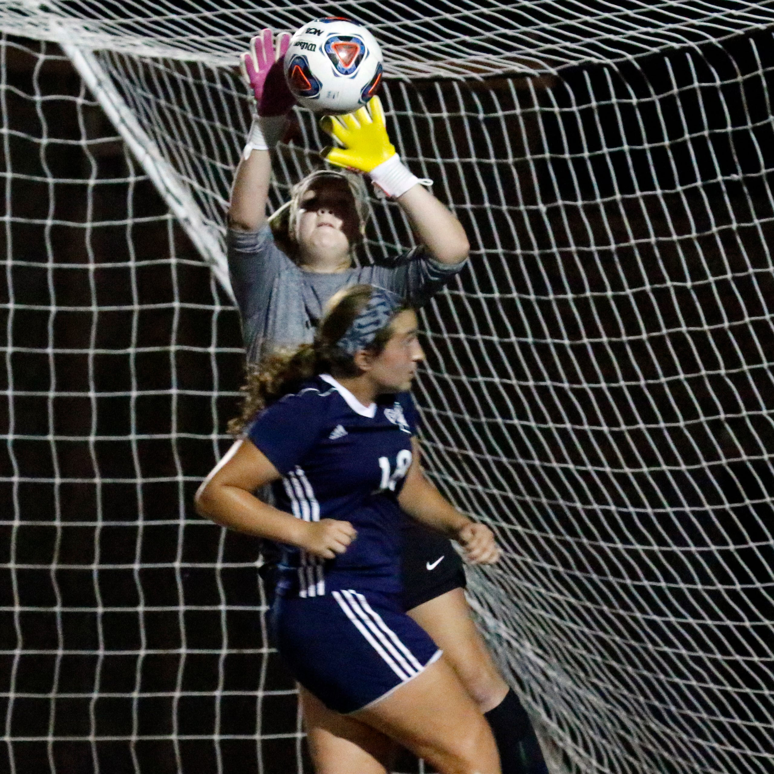 Behind Weaver's outstanding play, Lancaster pulls out 1-0 win over Falcons