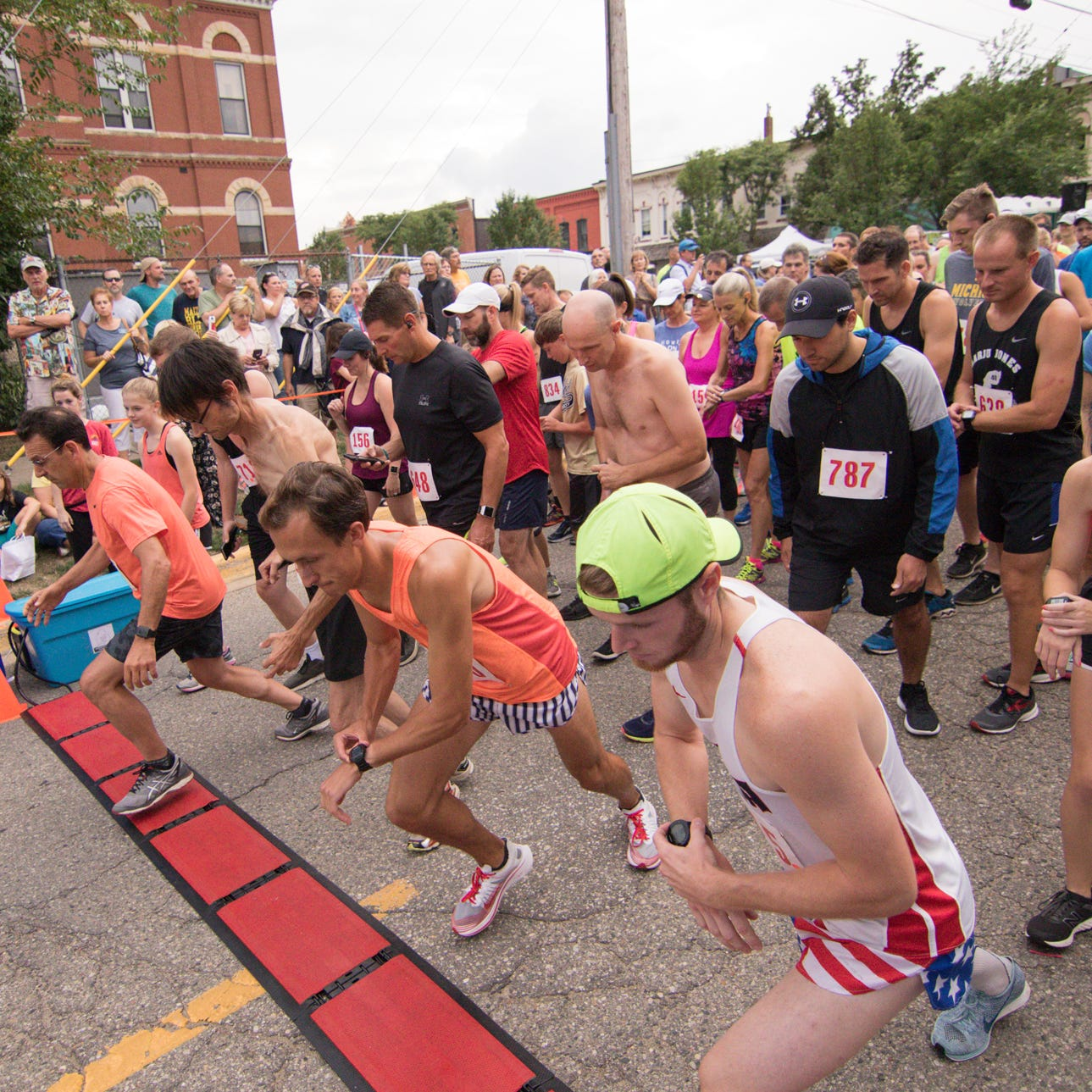 Tired legs and all, Patrick Miller repeats as Howell Melon Run 5K winner
