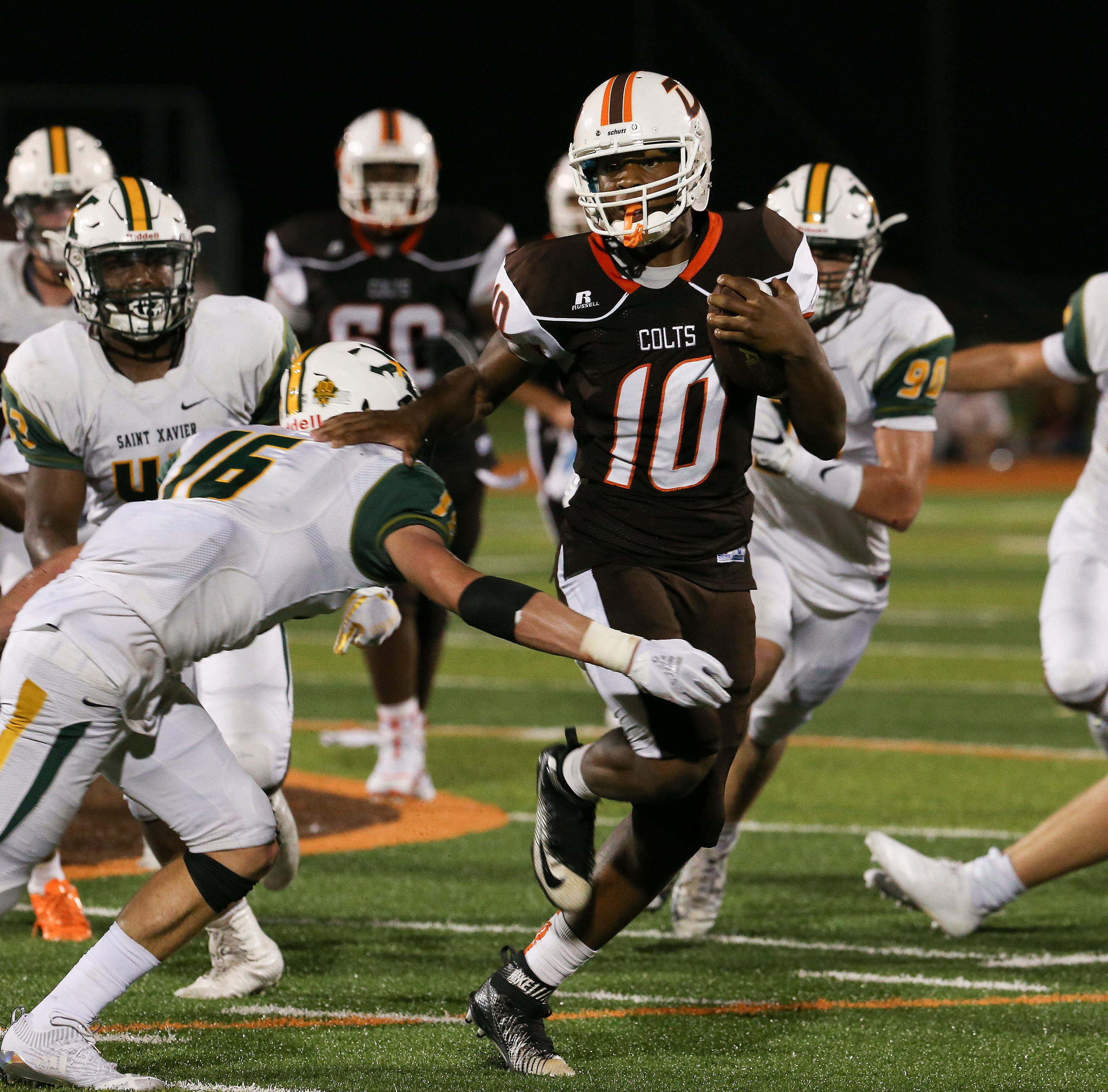Friday Night Rewind | A historic night at DeSales, Trinity loses and much more