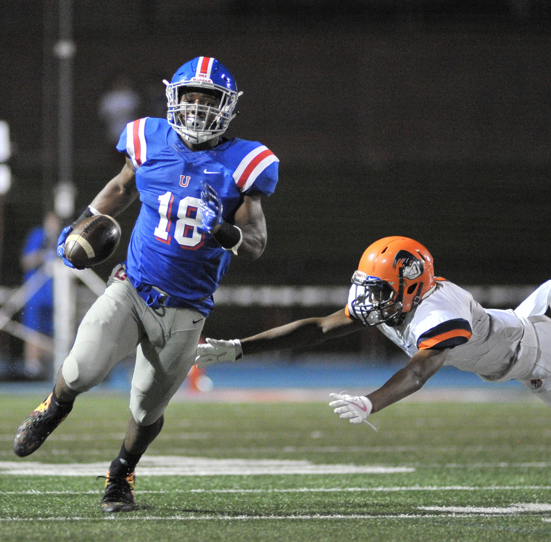LSU commit Maurice Hampton wasn't the only MUS star in season-opening win
