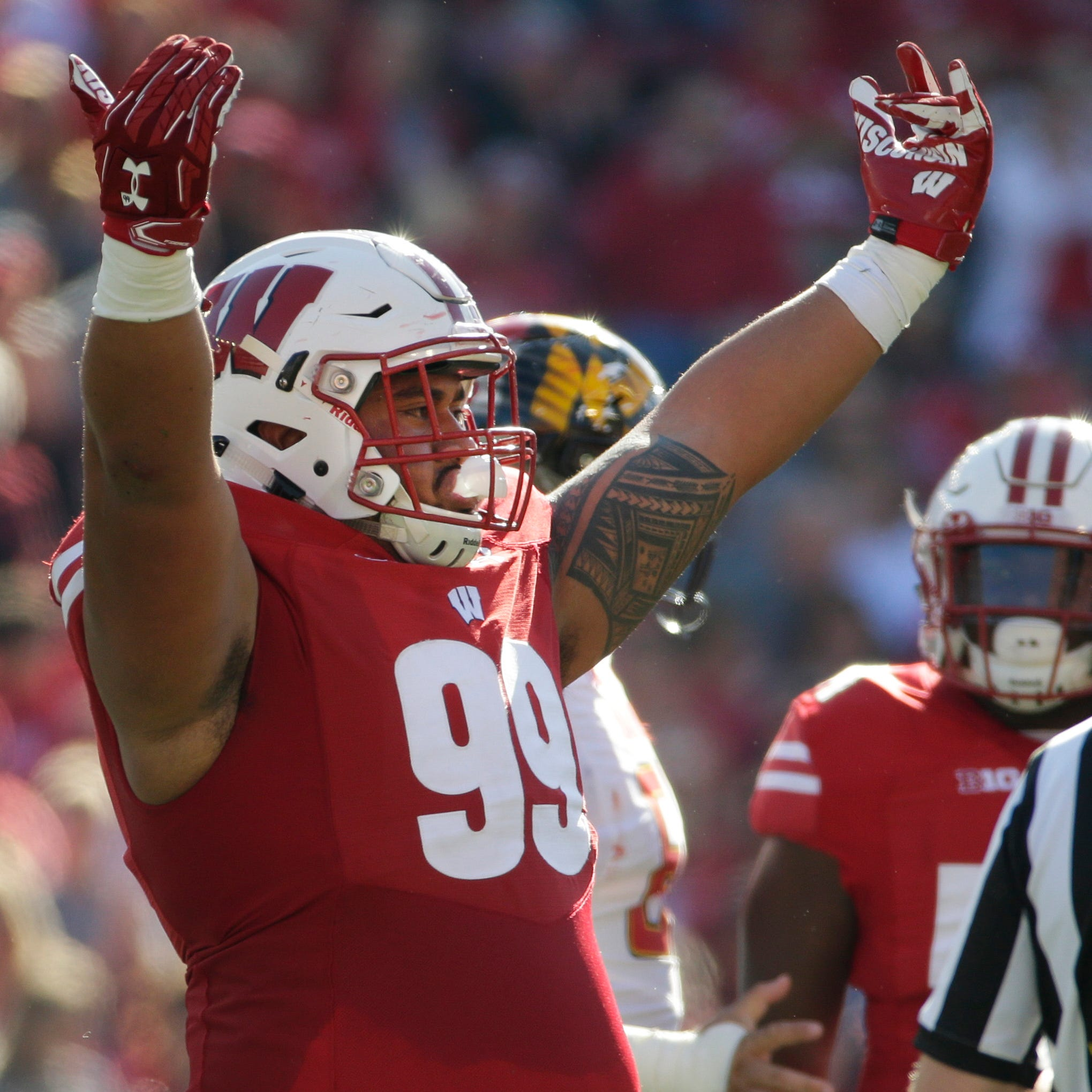 Badgers built to win a championship but questions about defensive line, secondary linger