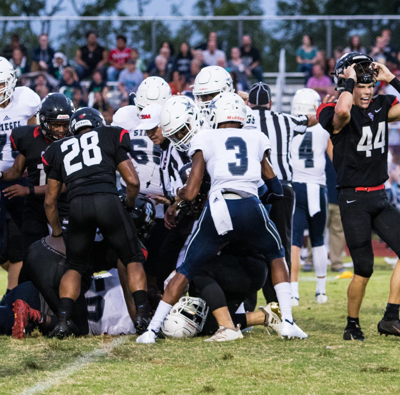 Siegel, Stewarts Creek fined, players suspended after altercation