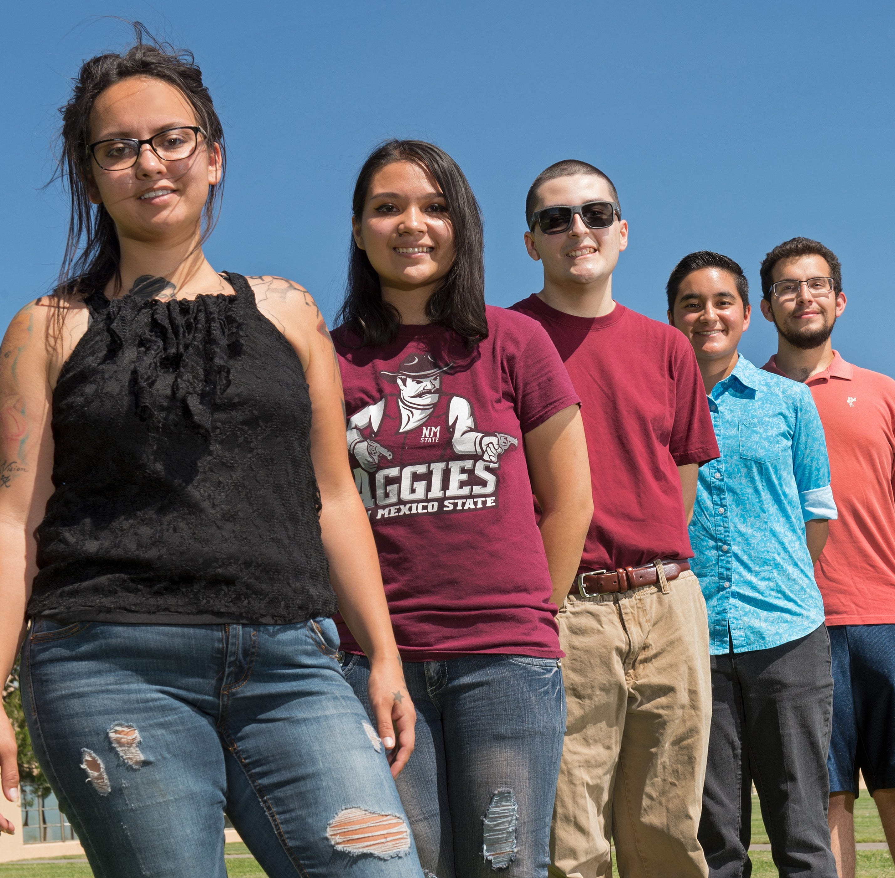 NMSU students among small group to spend semester at Google