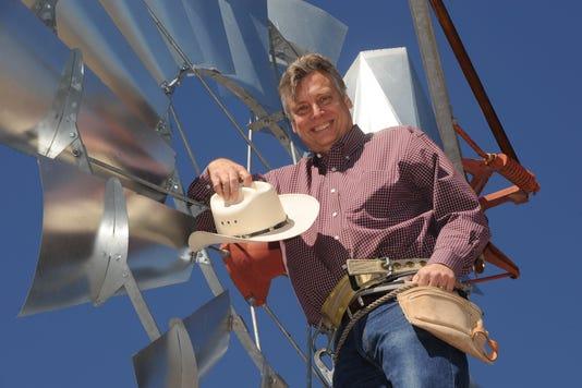 Robert Peterson Windmill