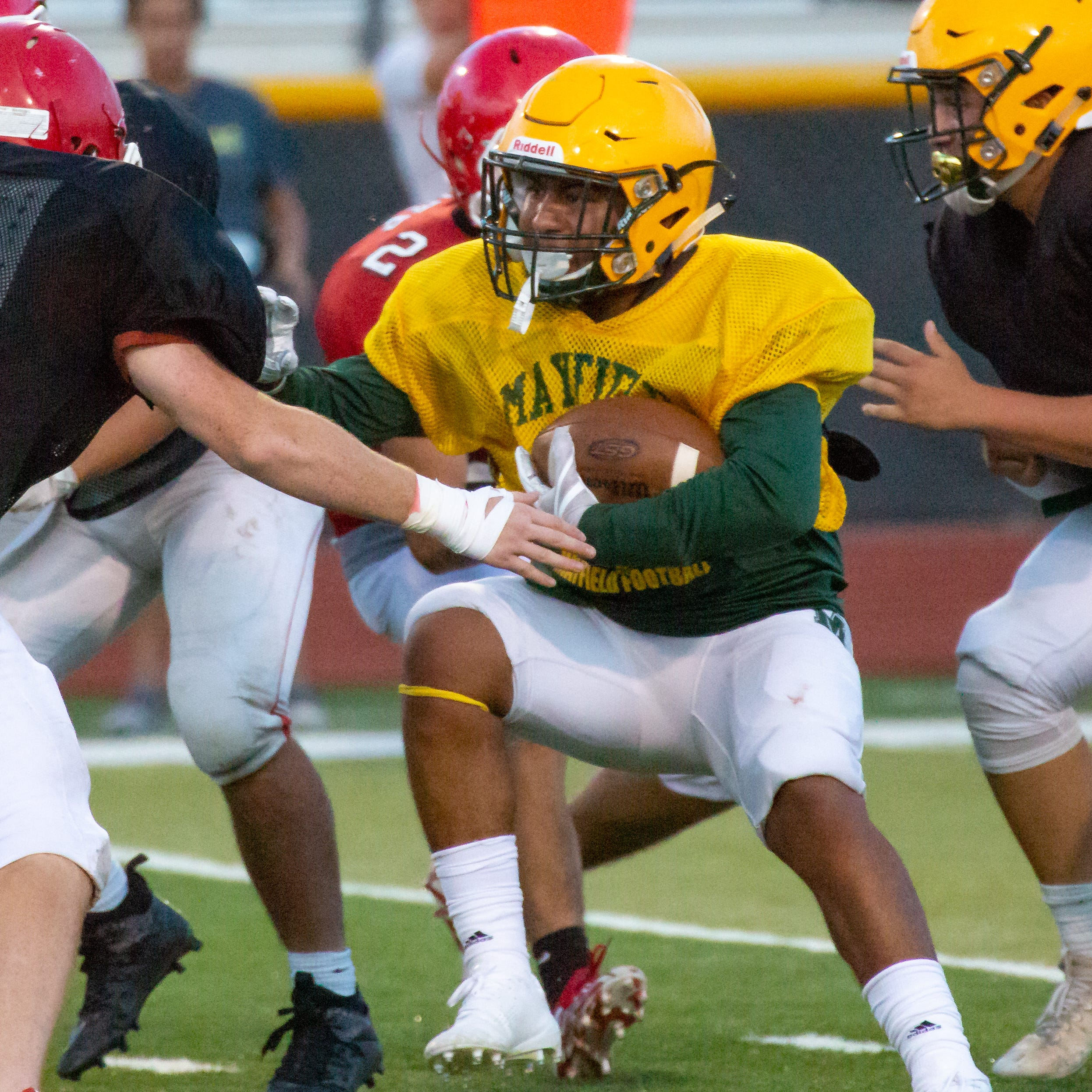 Mayfield football looks to bounce back from 2-8 season