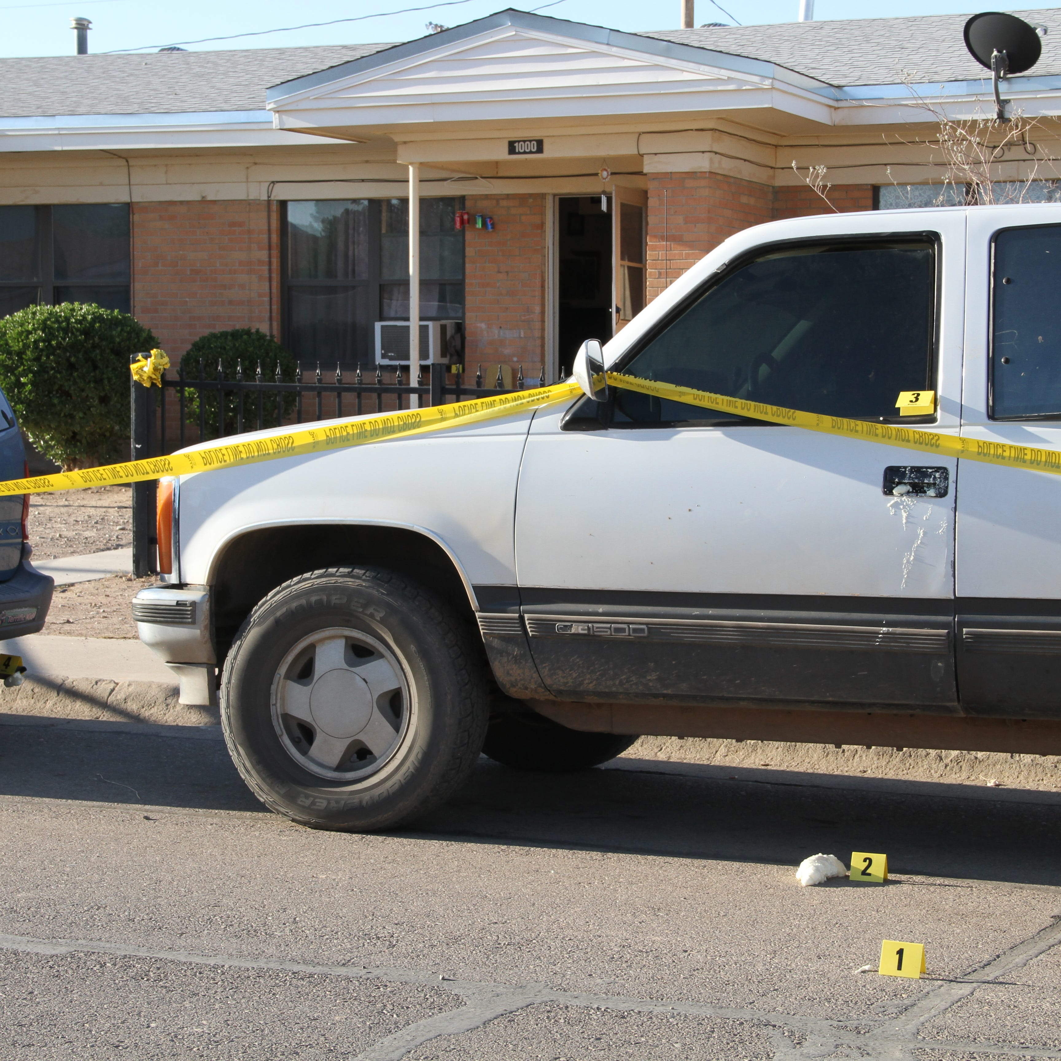 Alamogordo police arrest suspect in Friday's homicide