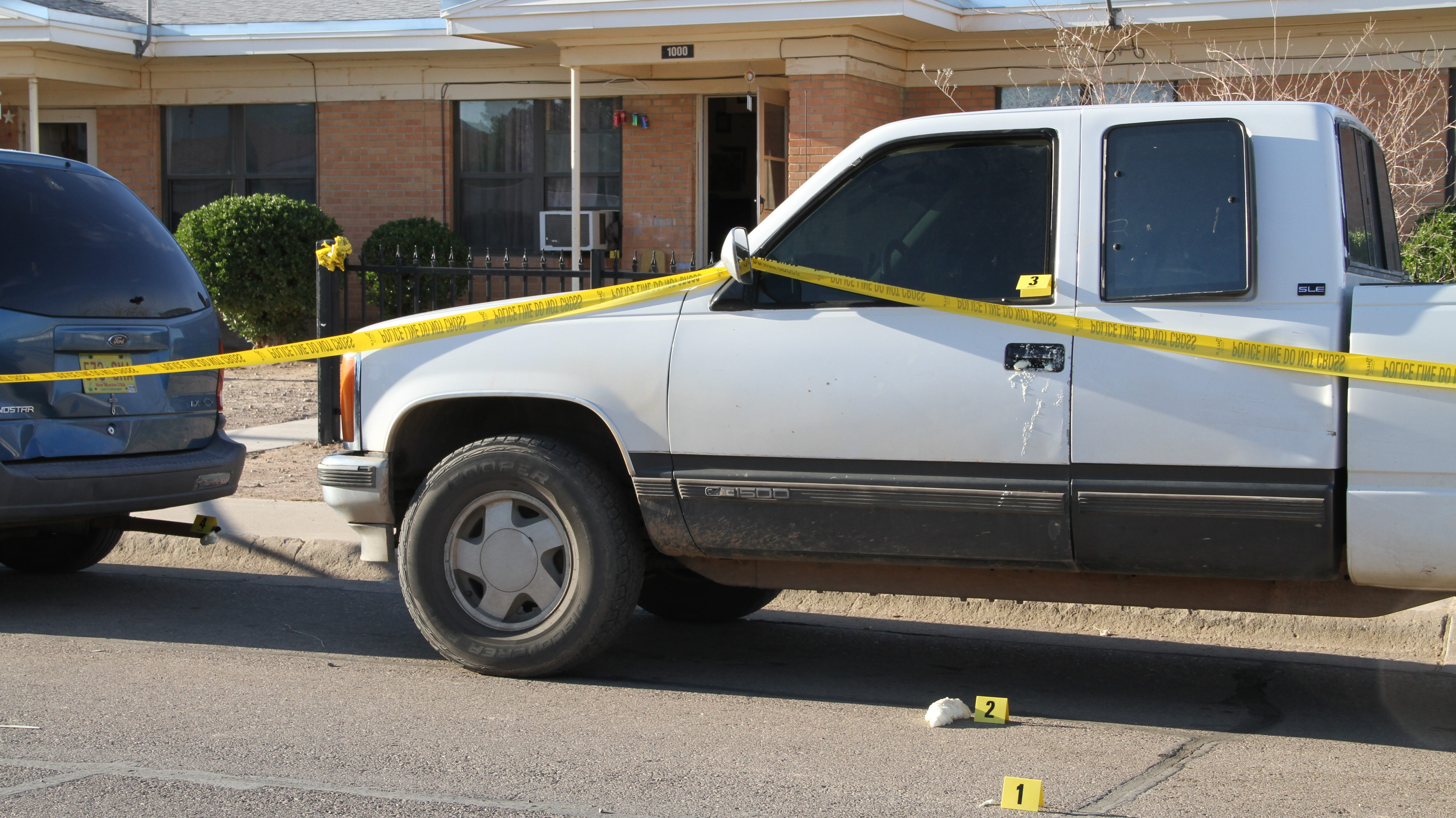 Alamogordo Police Department detectives charged a 36-year-old suspect in the fatal shooting at 1000 Seventh Ave. Friday.