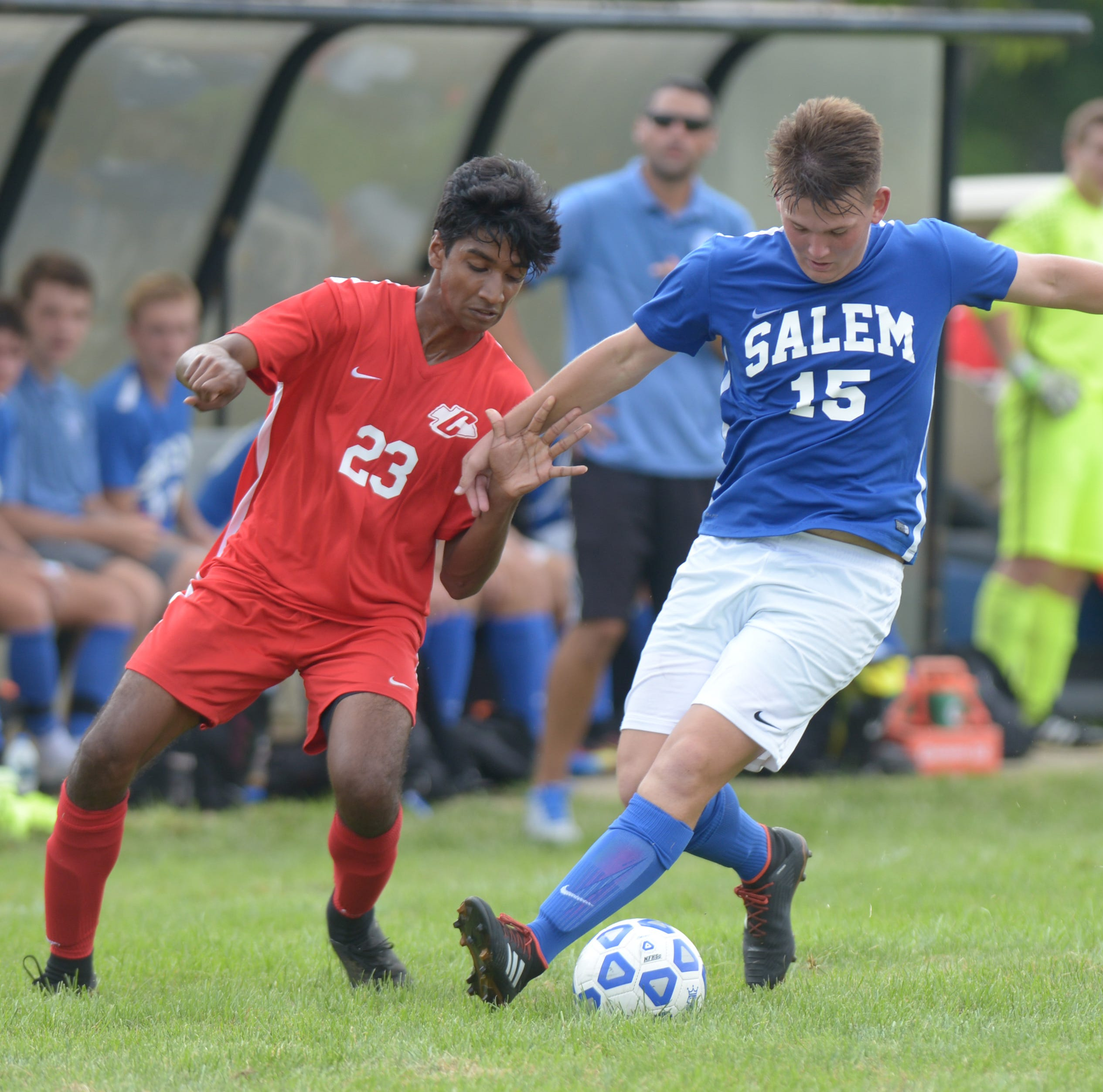 Here's a quick look at the area boys soccer teams in the revamped KLAA
