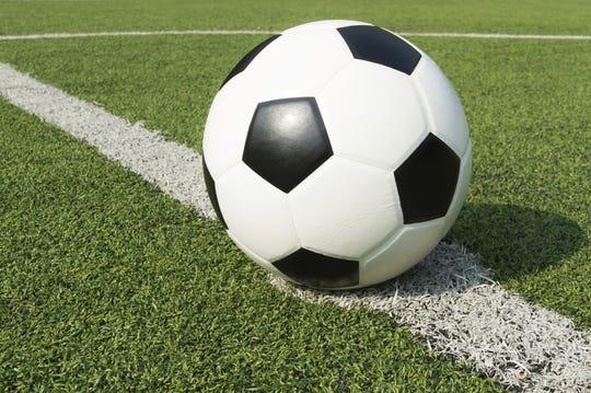 High school boys soccer