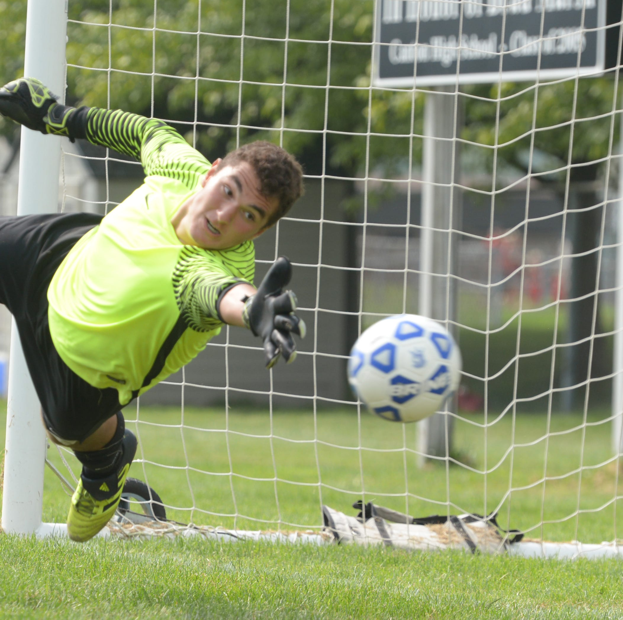 Goalkeeper Oral saves the day in Salem's Balconi Invitational conquest