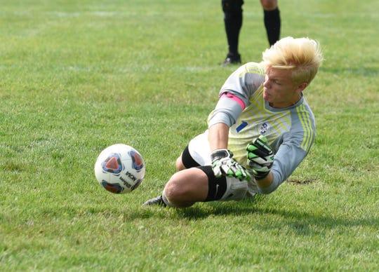Detroit Catholic Central returns senior goalkeeper Andrew Nicholsen, a Michigan State University commit.