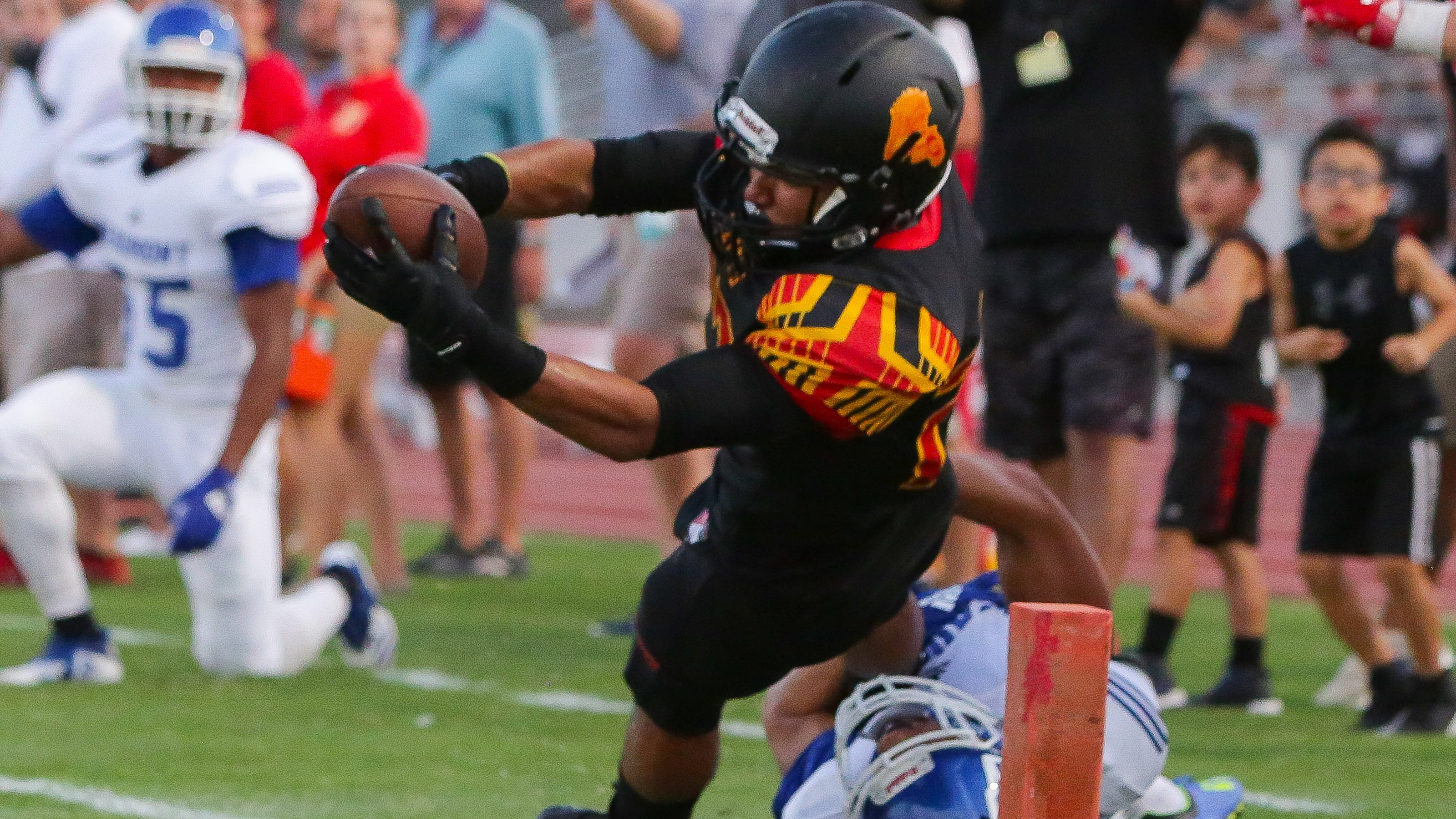 Palm Desert scores game-winning touchdown on unlikely catch