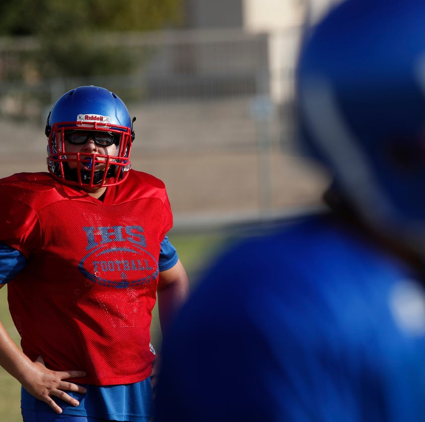 From the league to the coaches to the players, everything feels new for Indio Rajahs
