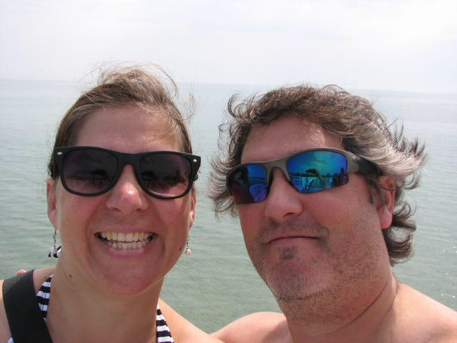 Paul and Stephanie Miller, of Guelph, Ontario, were vacationing in the desert when Paul, 51, went missing while hiking at Joshua Tree National Park on July 13, 2018.