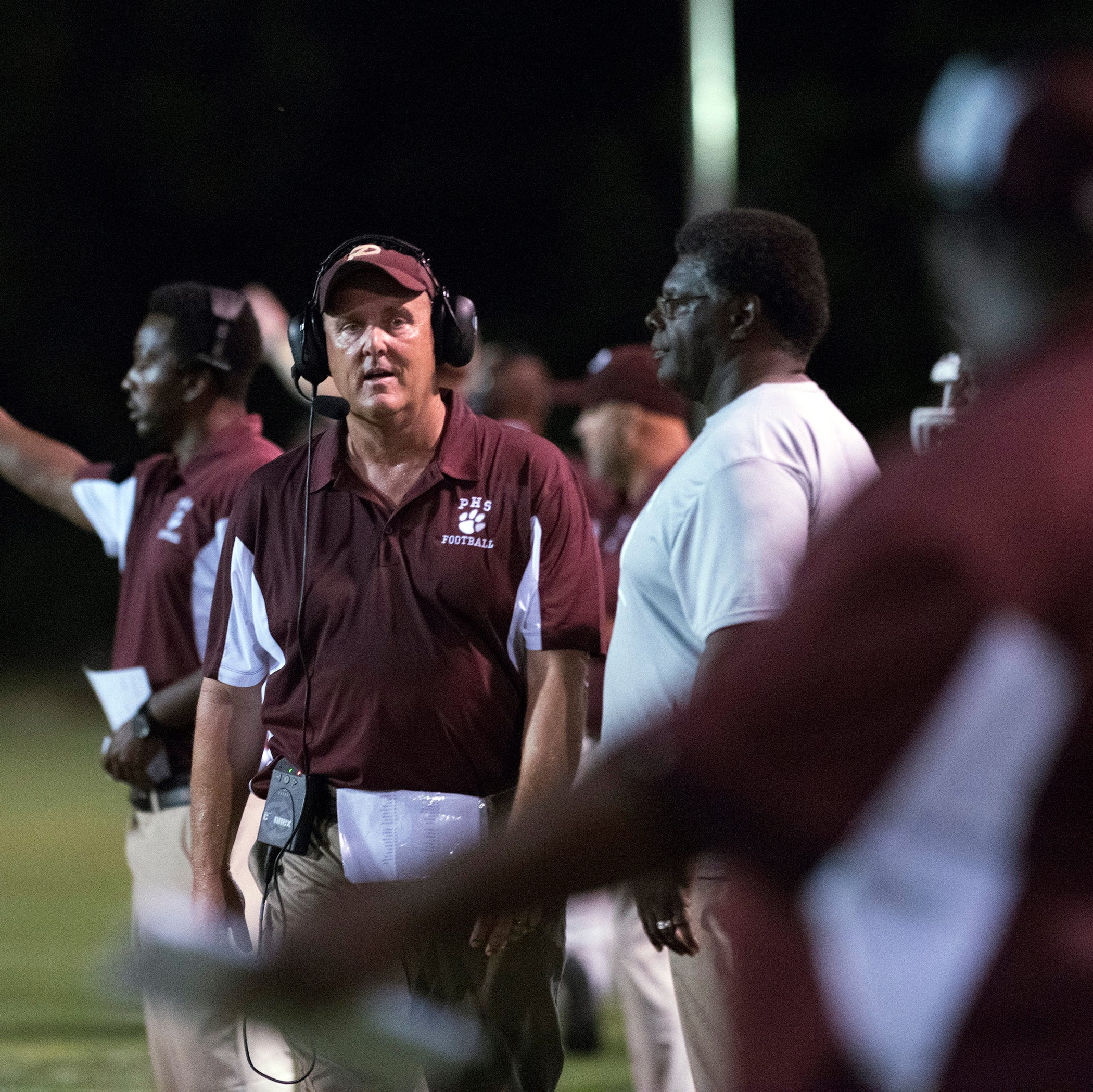 Pensacola High football coach Mike Mincy suspended indefinitely