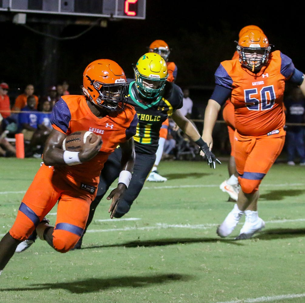 Escambia Gators flash big-time potential in jamboree: Bill Vilona
