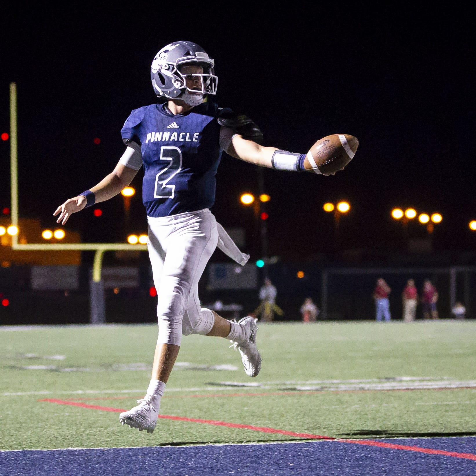 Arizona high school football Week 1 top performers list