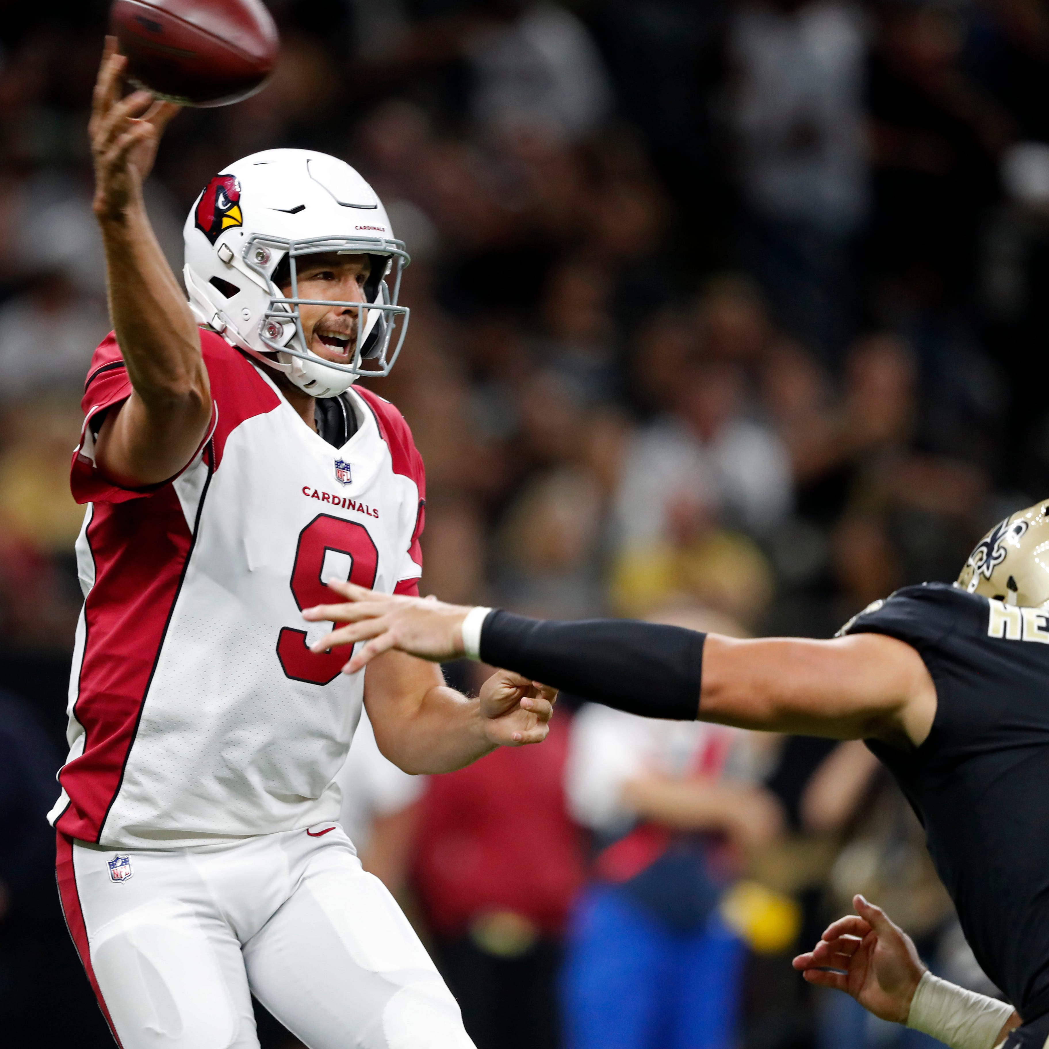 Arizona Cardinals-New Orleans Saints:  Five things we learned