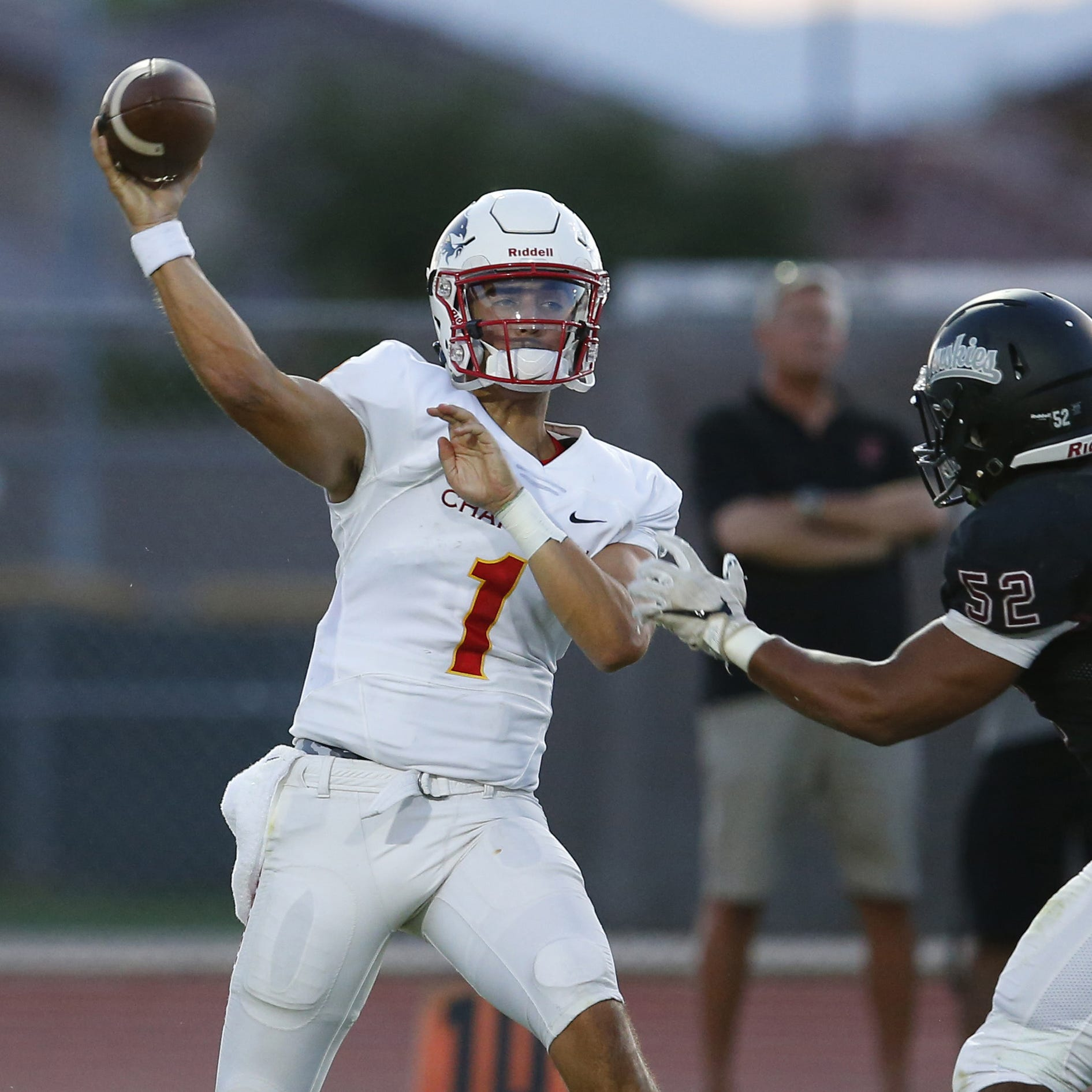 Vote for the top high school football performance from Week 1