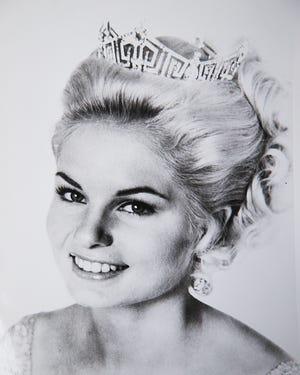 Judith Ford, Miss America 1969.
